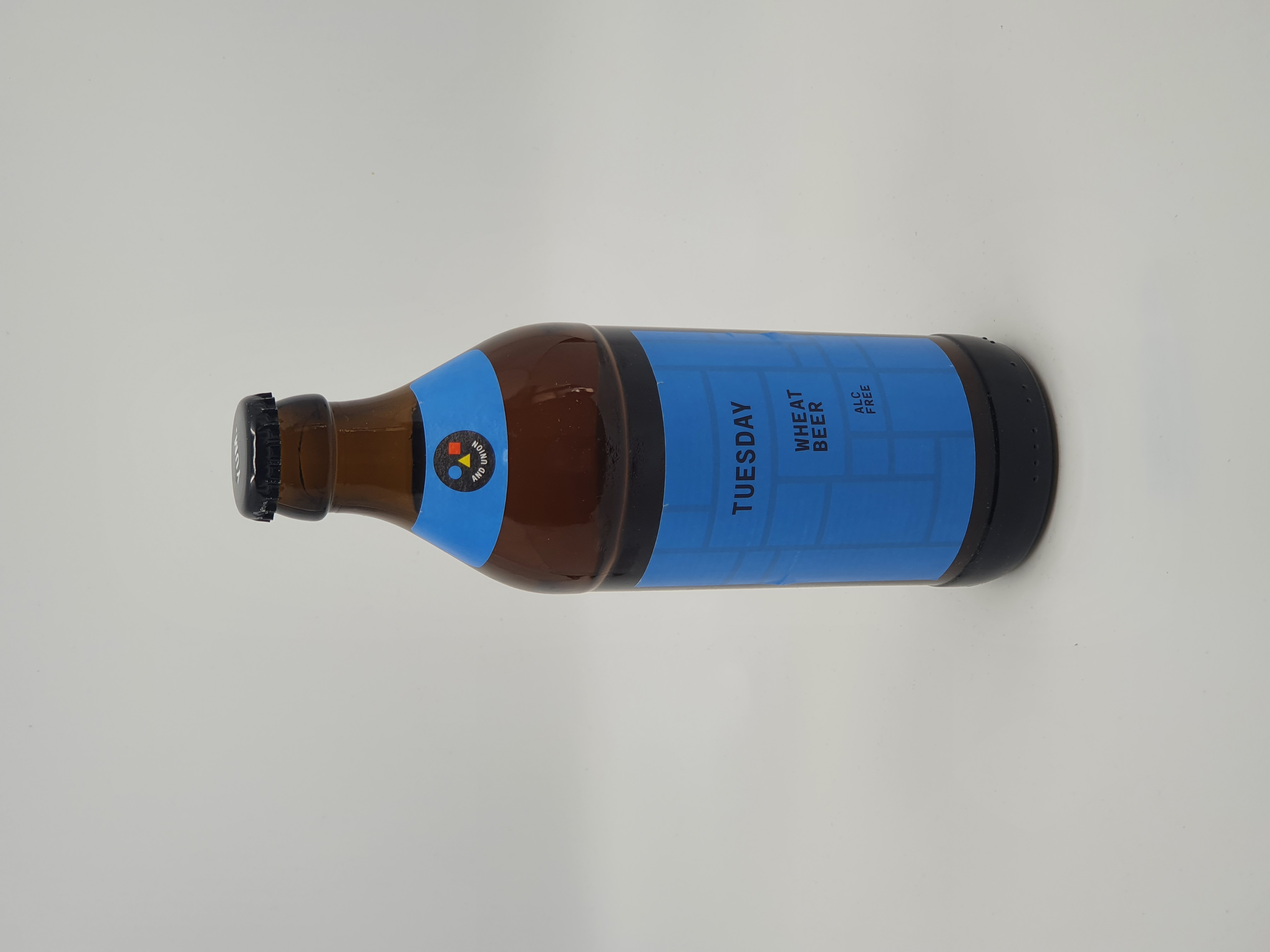 And Union Tuesday Wheat Beer Alkoholfrei 0,33l