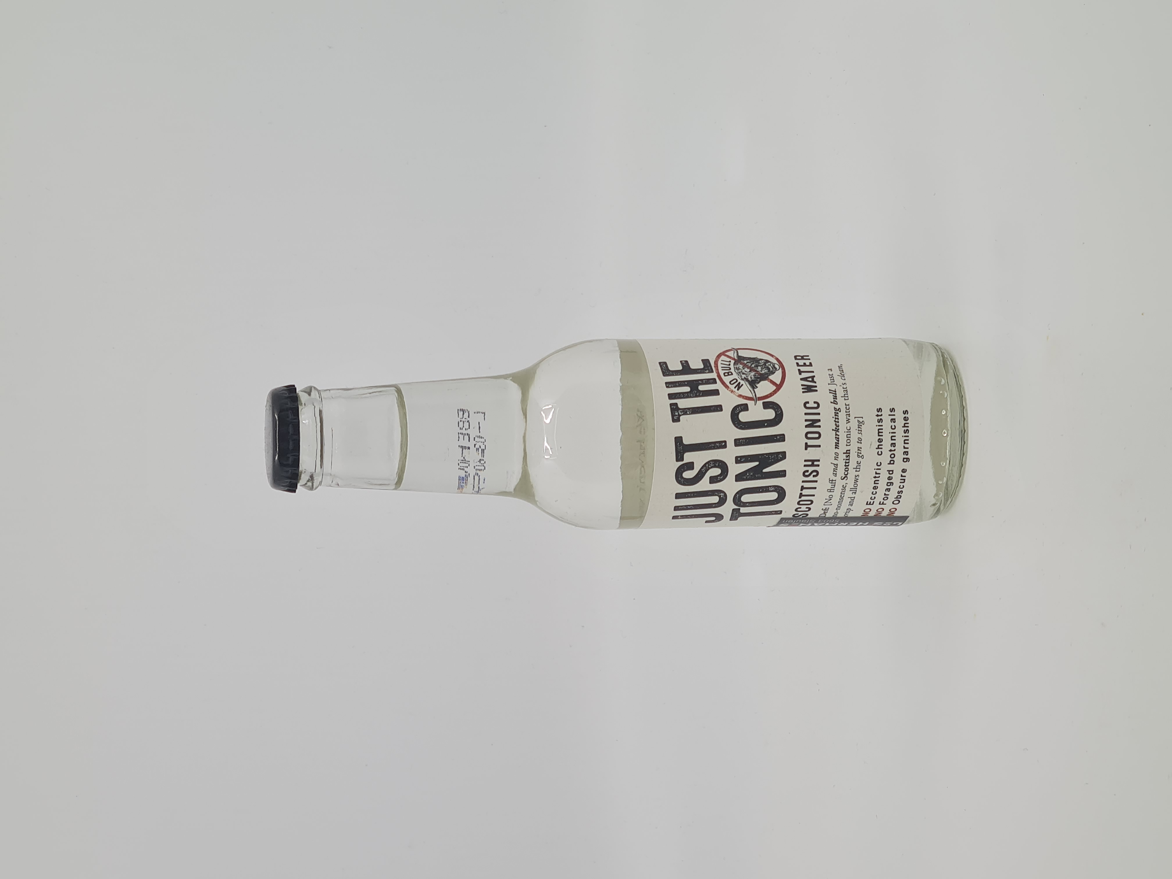 Just The Tonic No Bull - Scottish Tonic Water 20cl