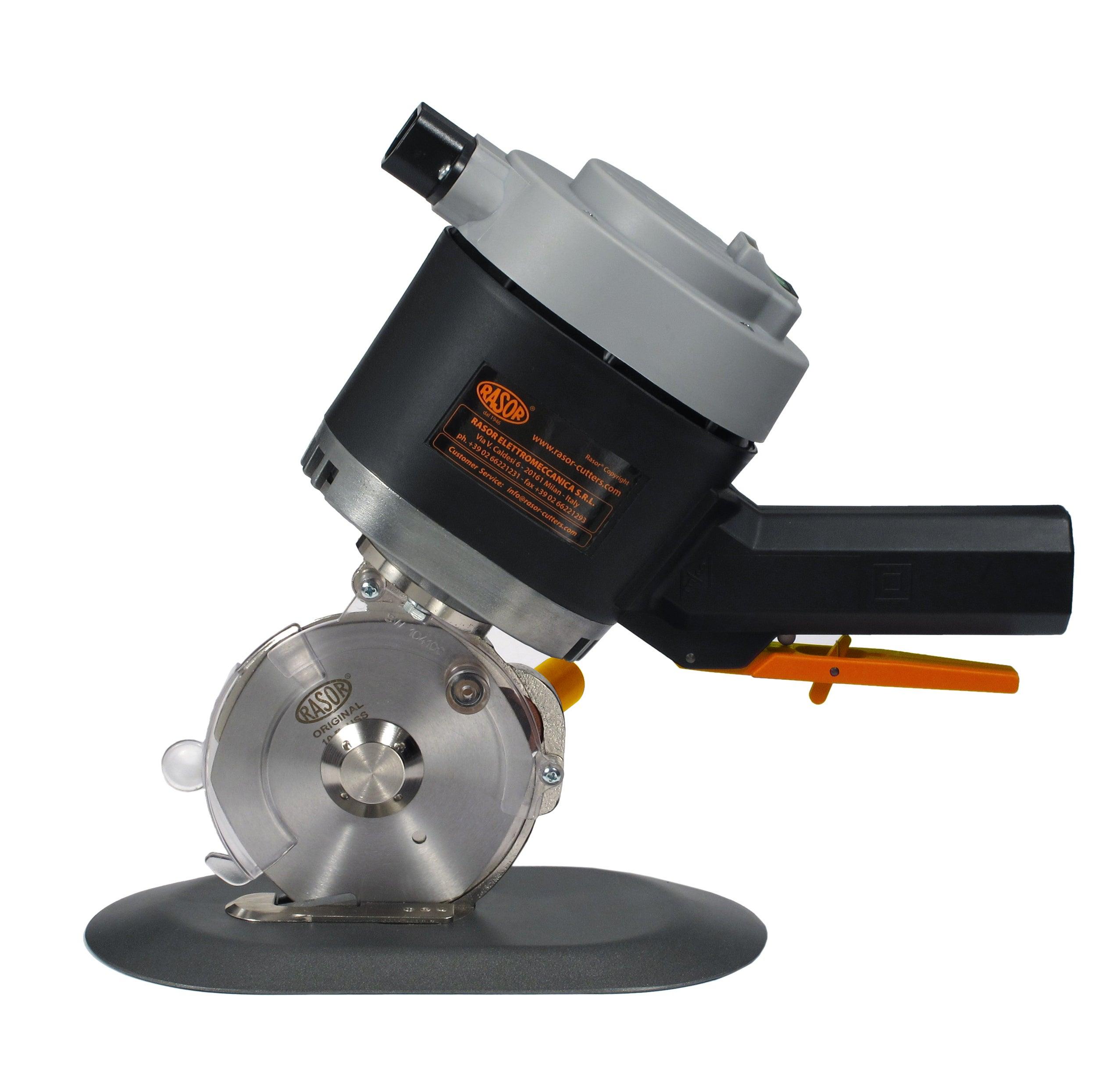 RASOR Elektroschere SW100 Rundmessermaschine