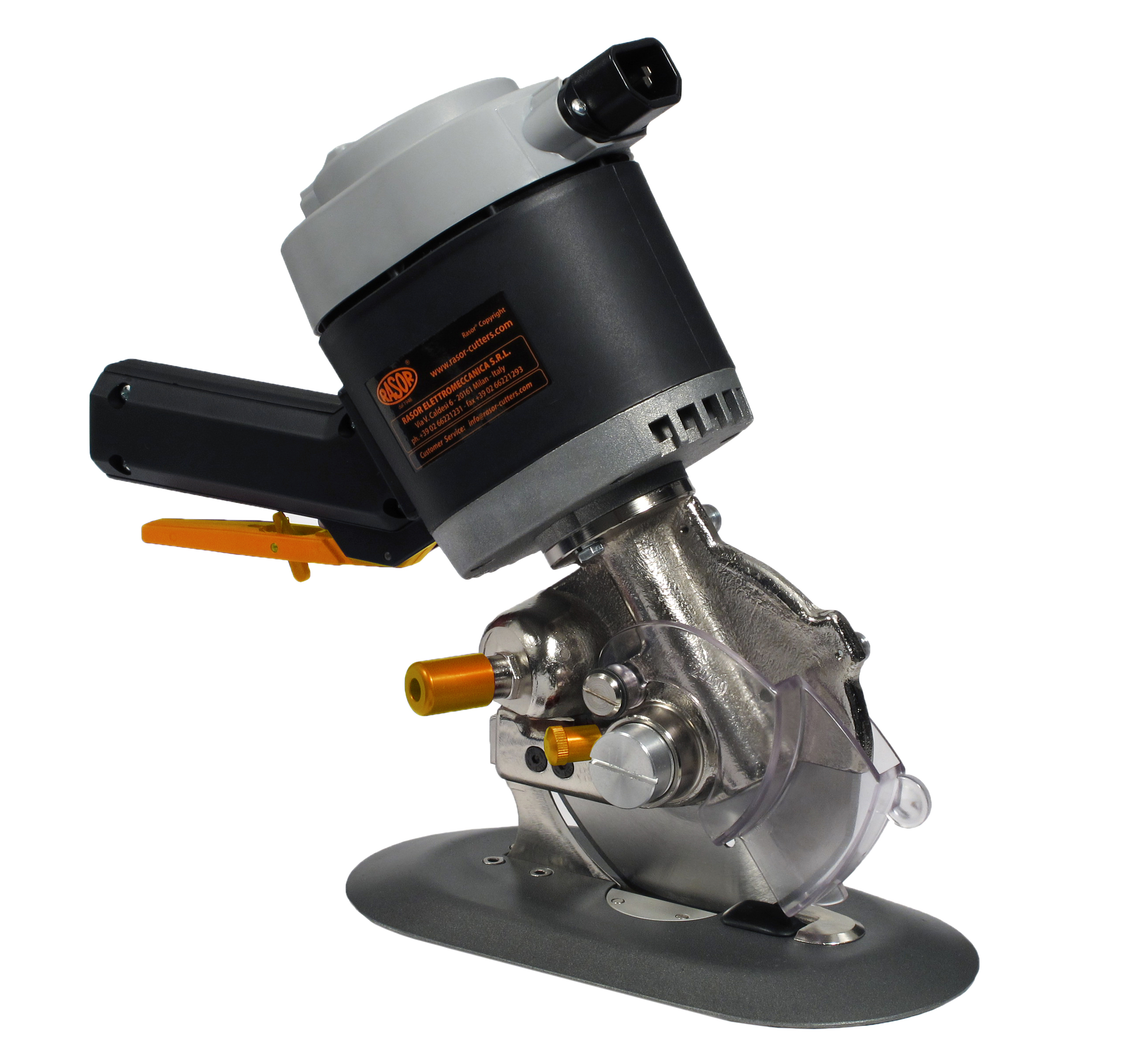 RASOR SW12M Monster Rundmesser-Maschine