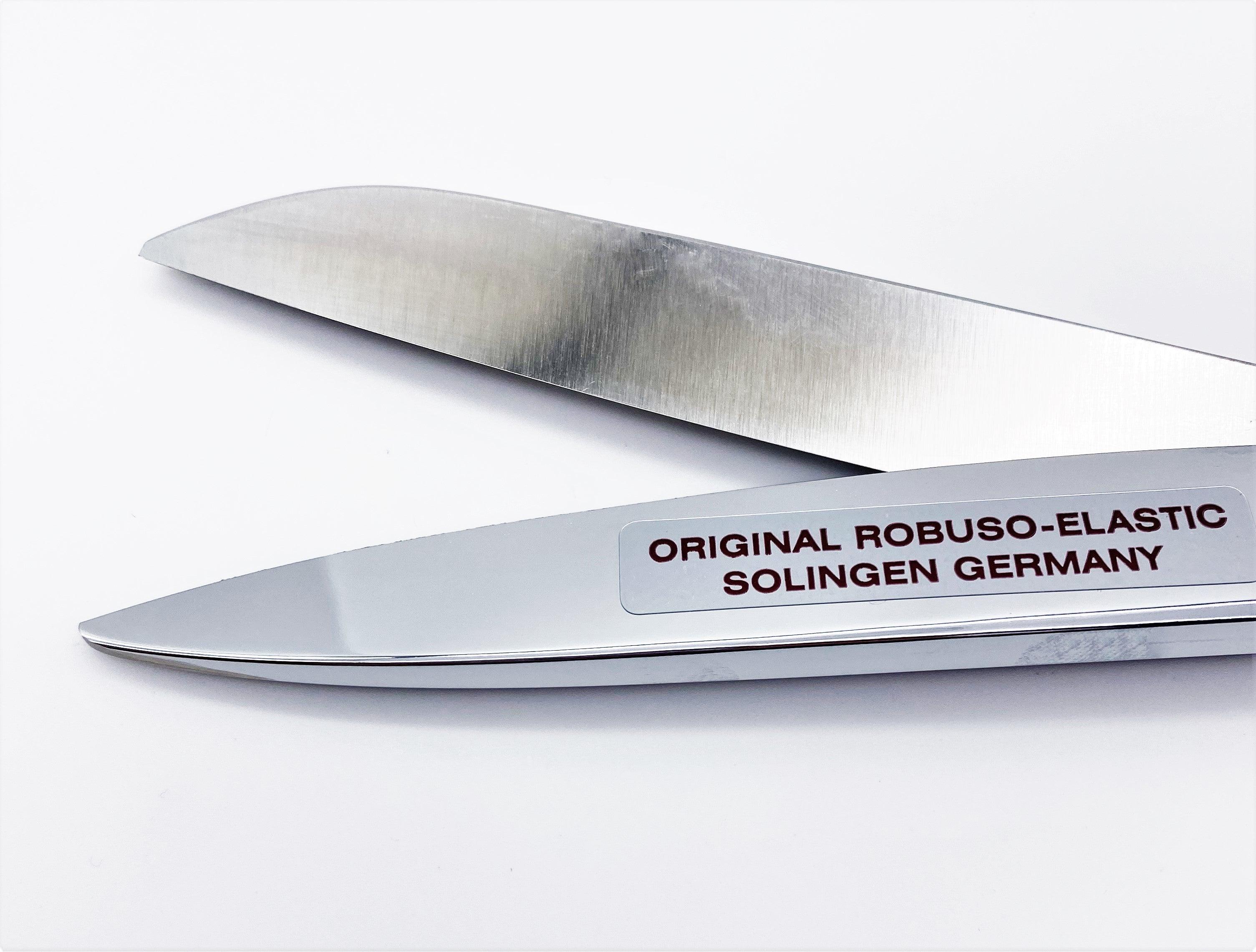 """ROBUSO-ELASTIC Schneiderschere, Spitzen rund 1052/CR-RD/9"""""""