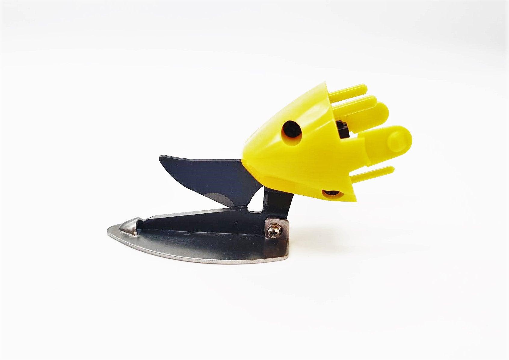 EC-Cutter Schneidkopf mit Fuß,für klassische Textilien