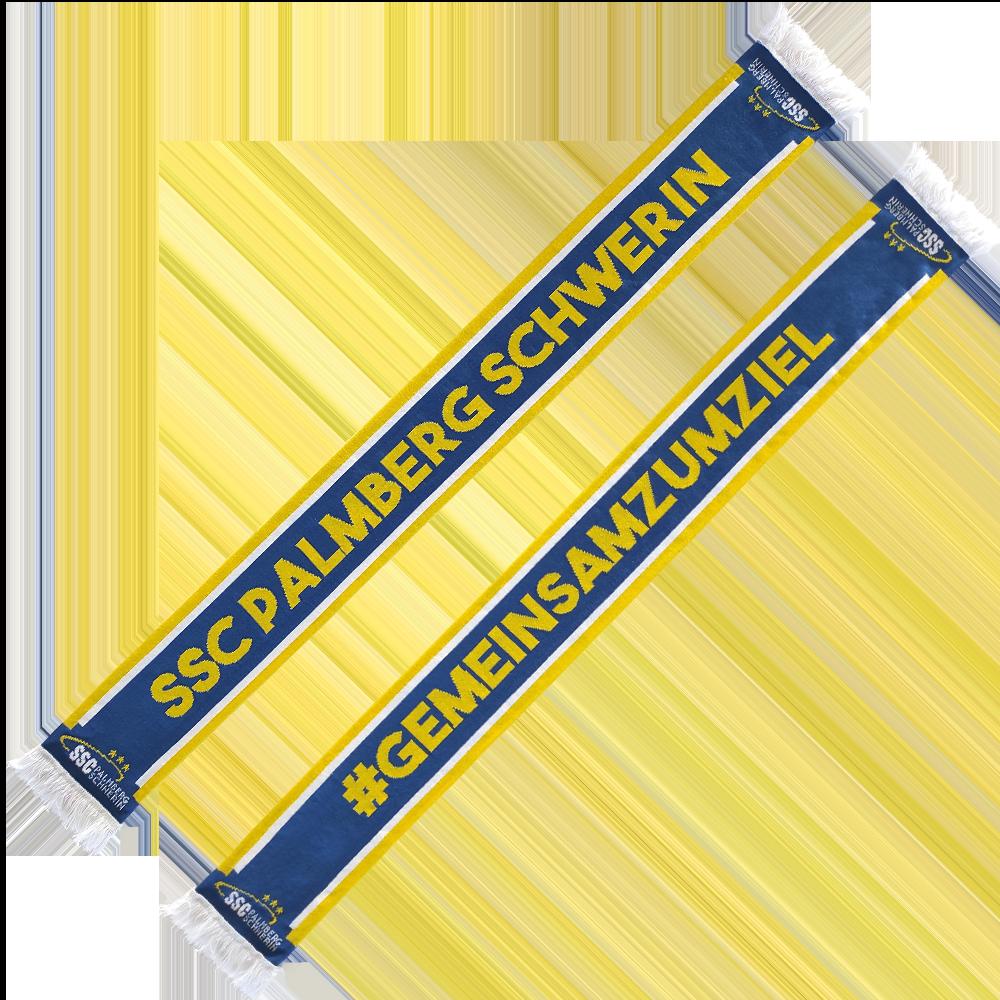 "Strickschal ""SSC Palmberg Schwerin"""