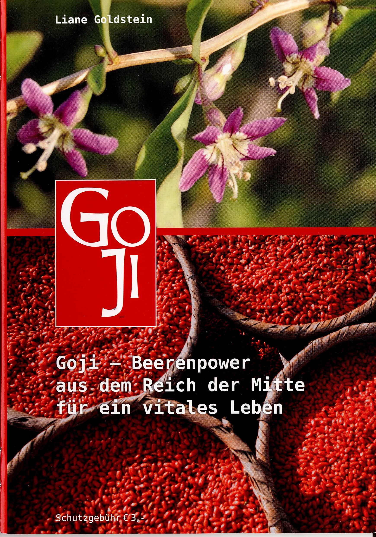 Broschüre - Goji Beerenpower