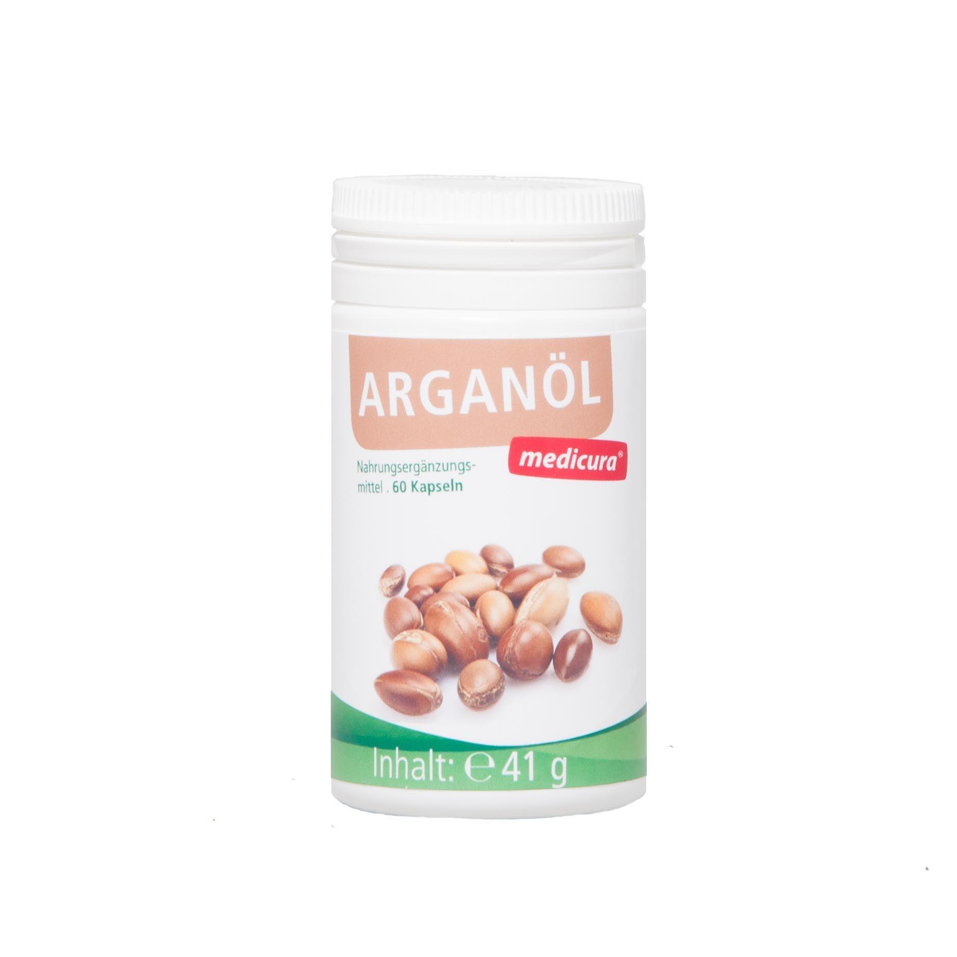 Arganöl - 60 Kapseln