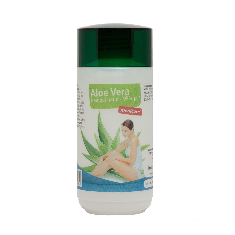 Aloe Vera Hautgel 98,3 % pur - 200 ml