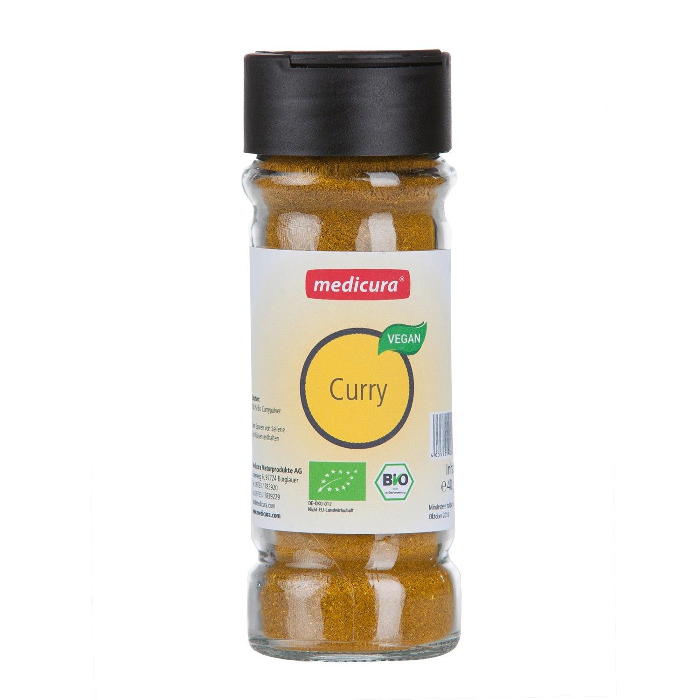 Bio Currypulver