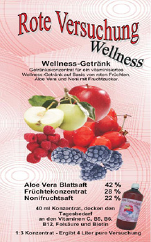 Flyer - Rote Versuchung