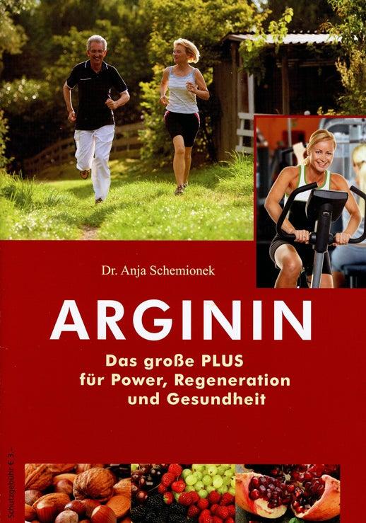 Broschüre - Arginin