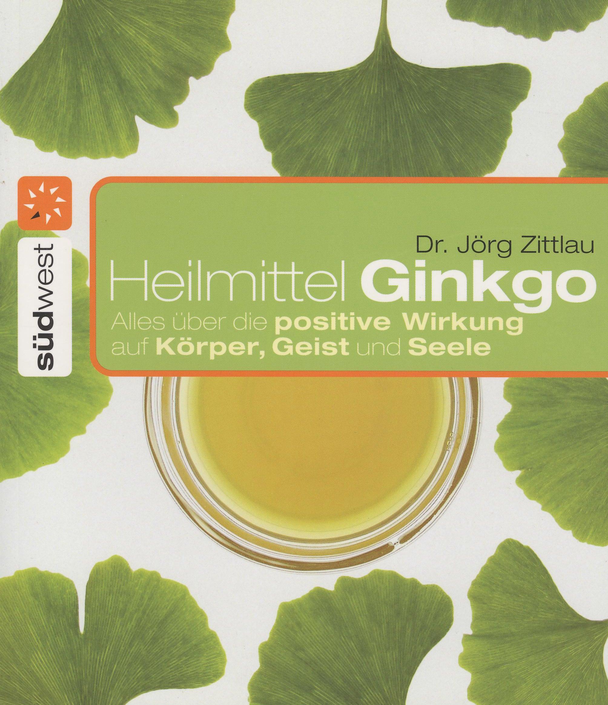Heilmittel Ginkgo