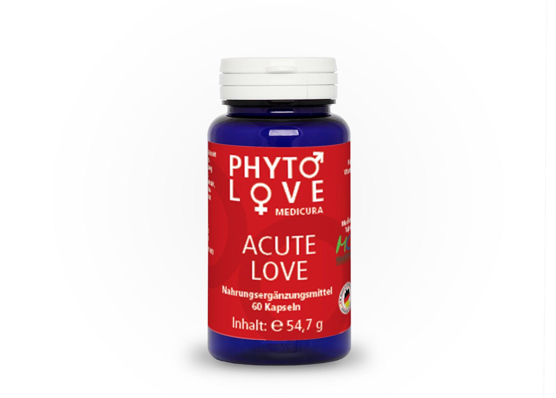Phyto Love - Acute Love - 60 Kapseln
