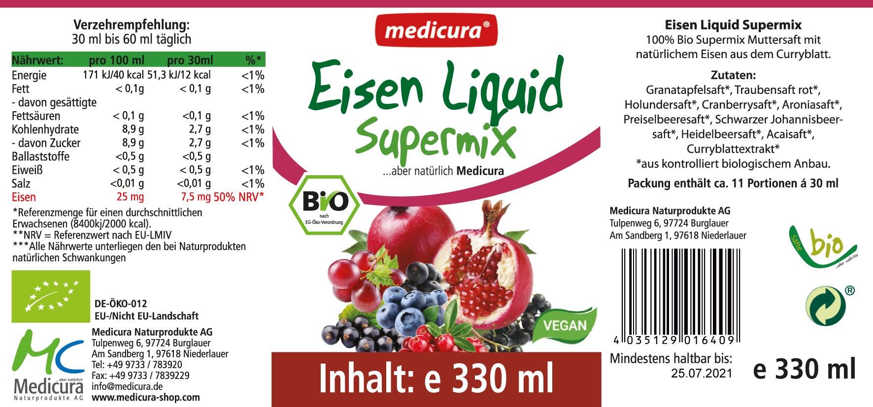 Bio Eisen Liquid Supermix