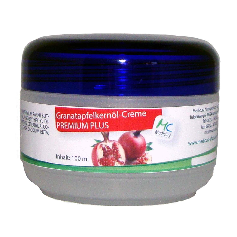 Granatapfelkernöl-Creme - 100 ml