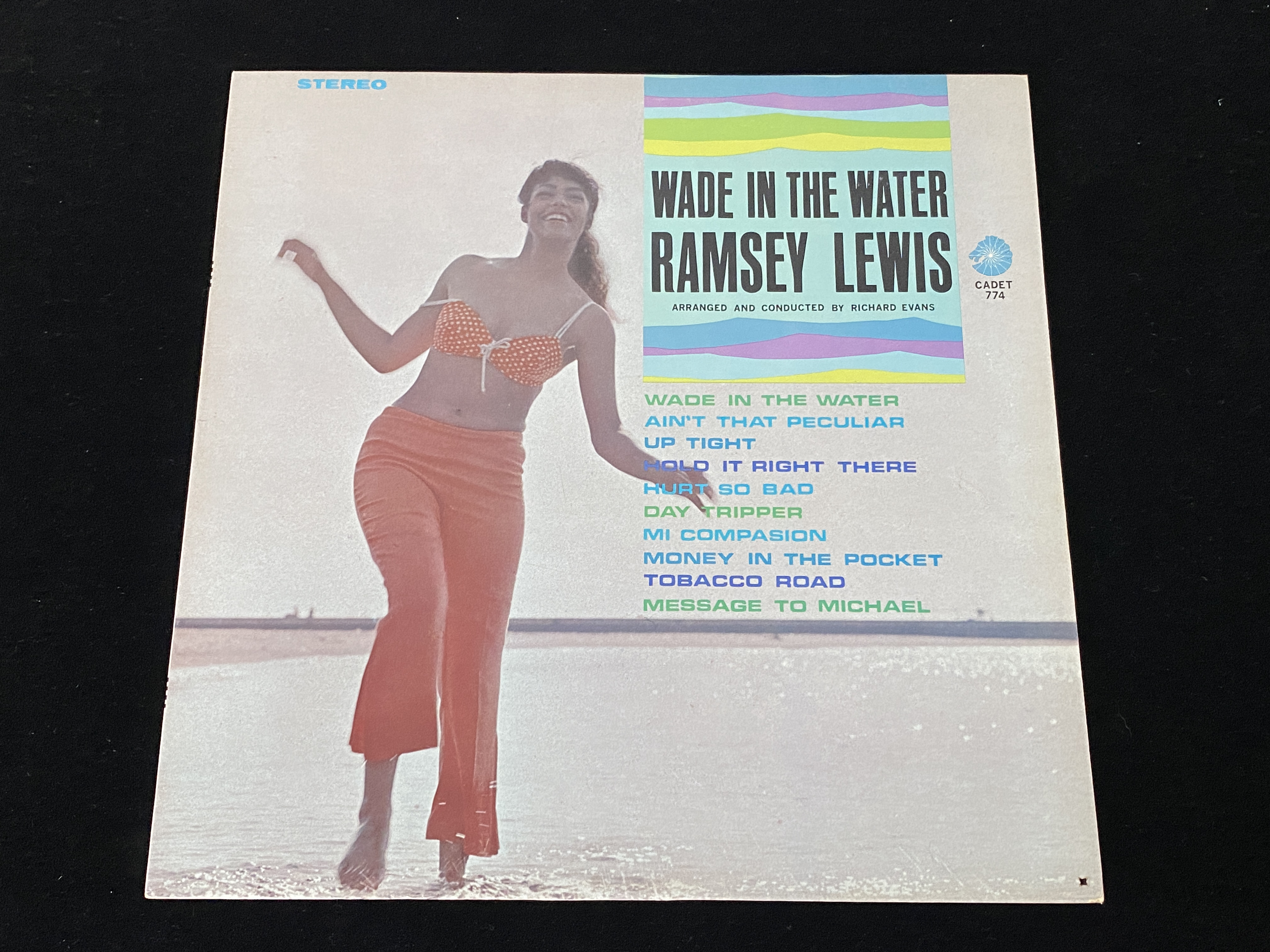 Ramsey Lewis - Wade in the Water (US, 1966)