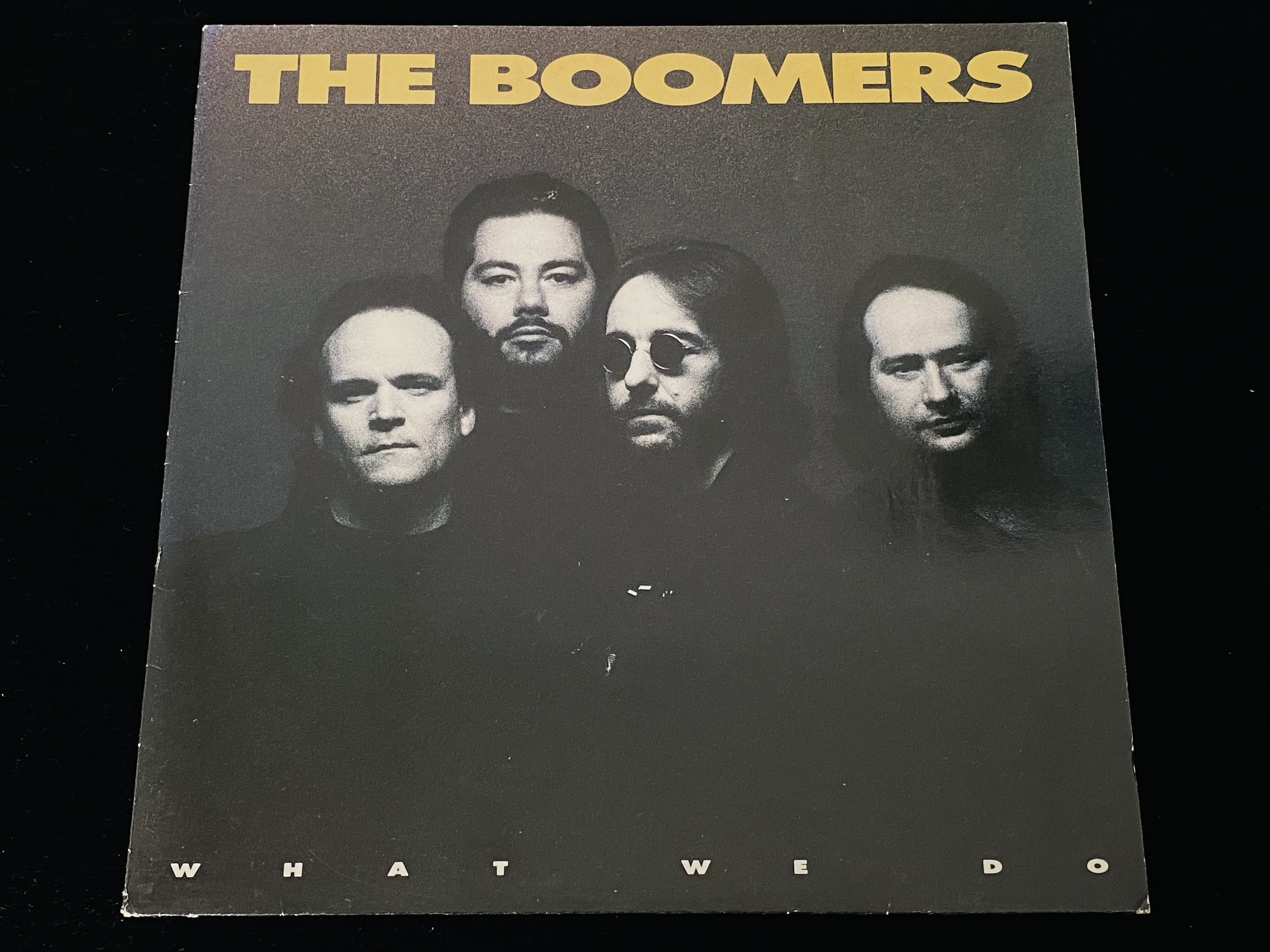 The Boomers - What We Do (EU, 1991)