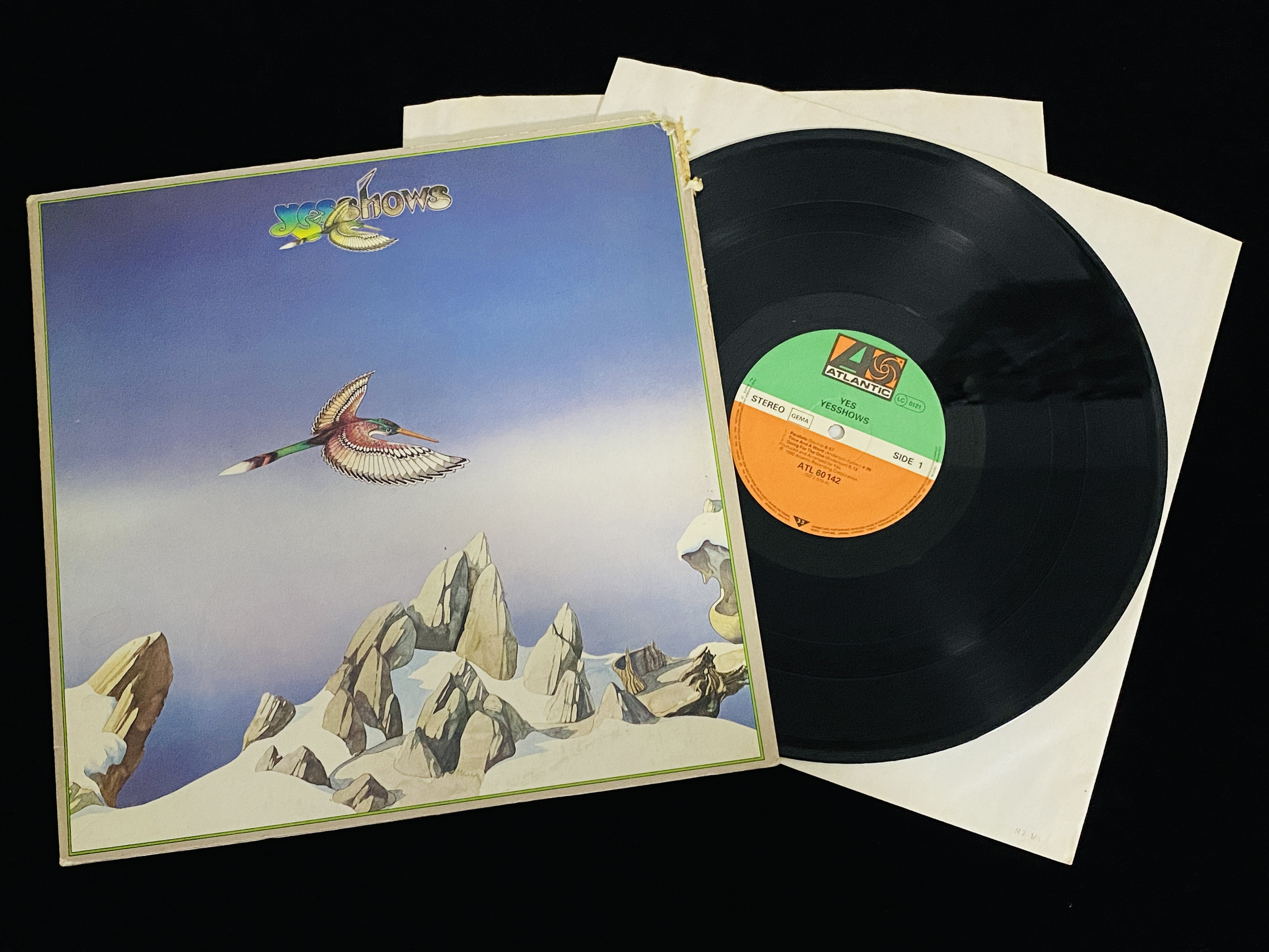 Yes - Yesshows (DE, 1980)