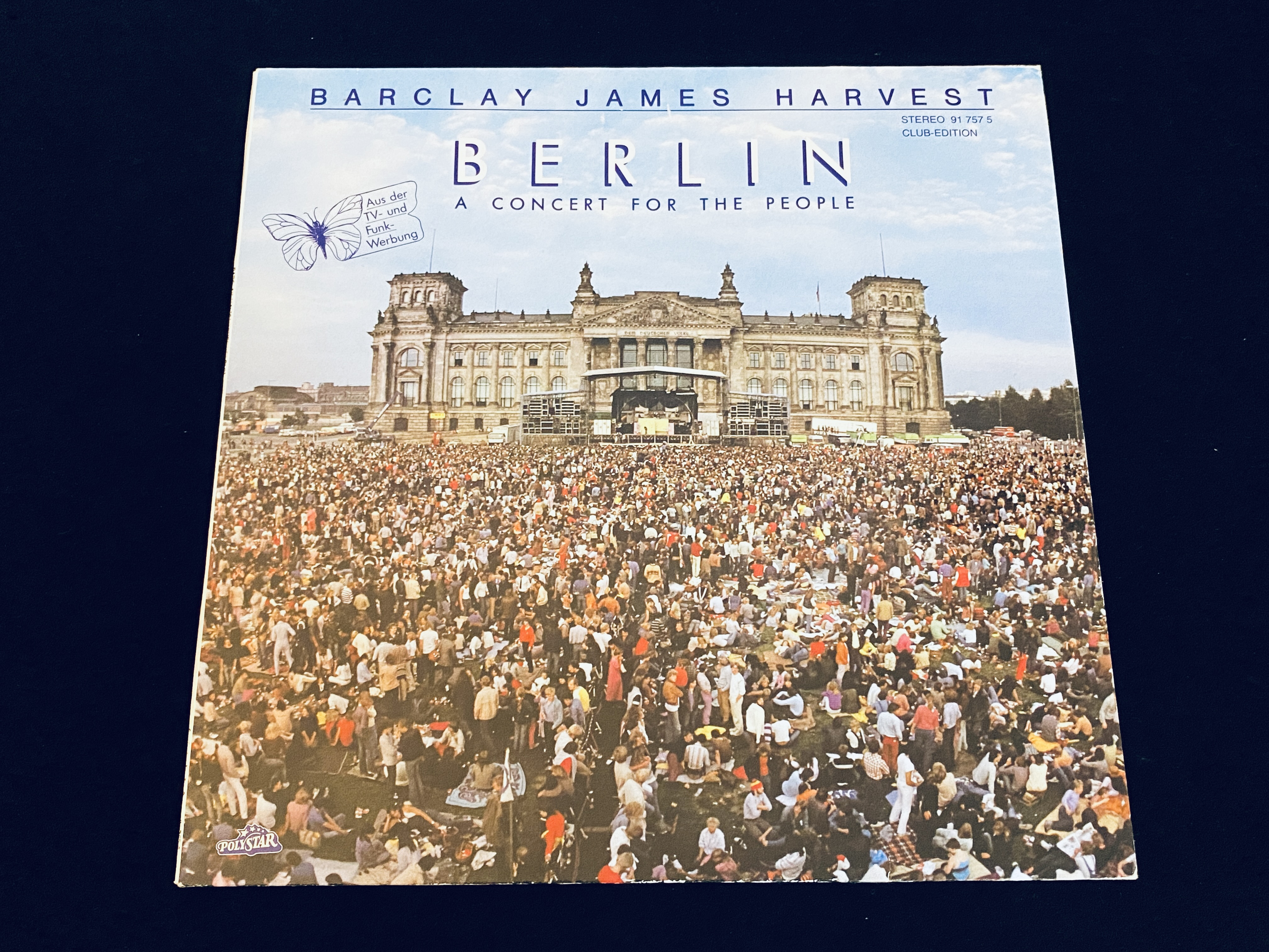 Barclay James Harvest - Berlin - A Concert for the People (Club Edition, DE, 1982)