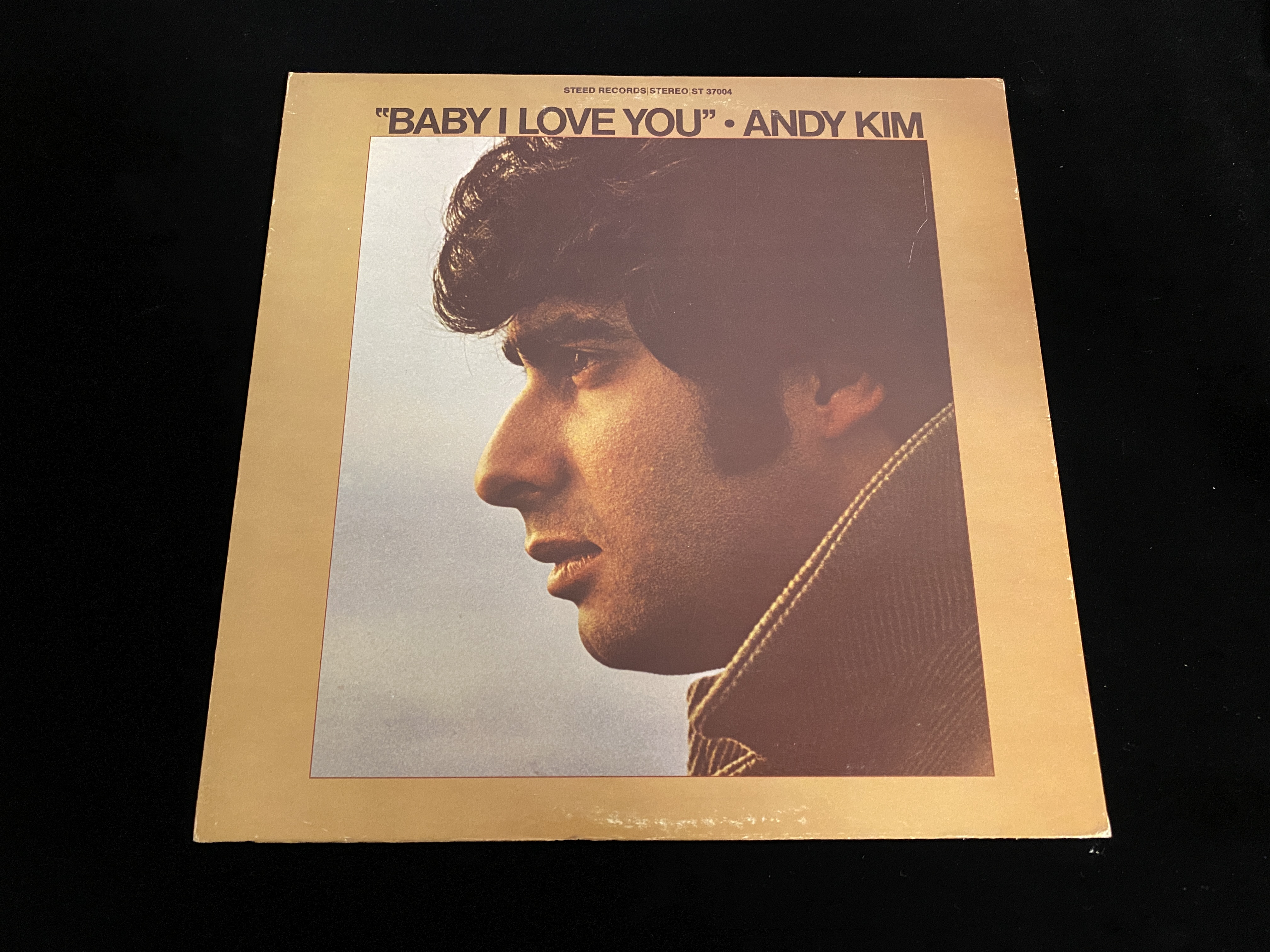 Andy Kim - Baby I Love You (US, 1969)