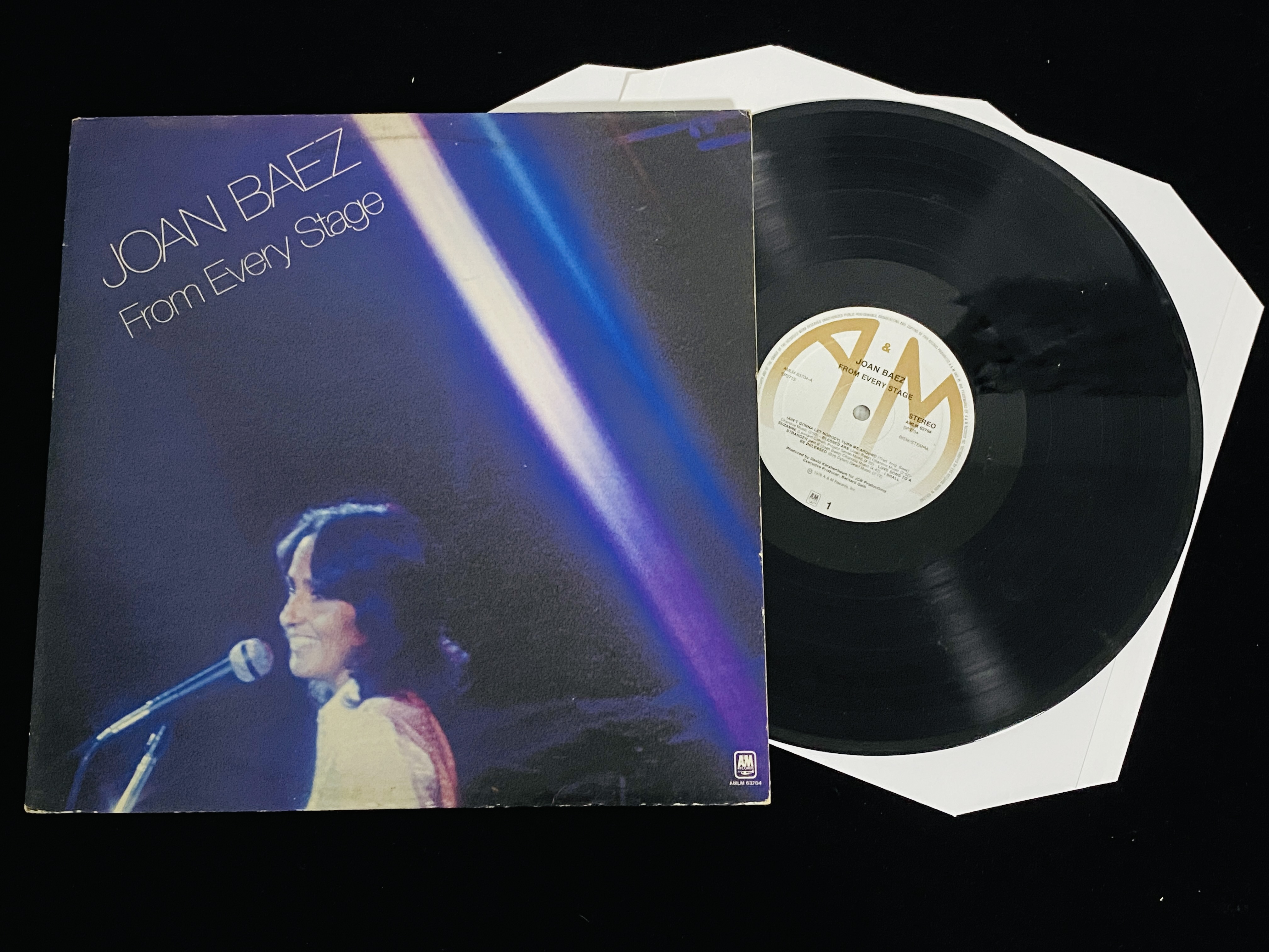 Joan Baez - From Every Stage (EU, 1976)