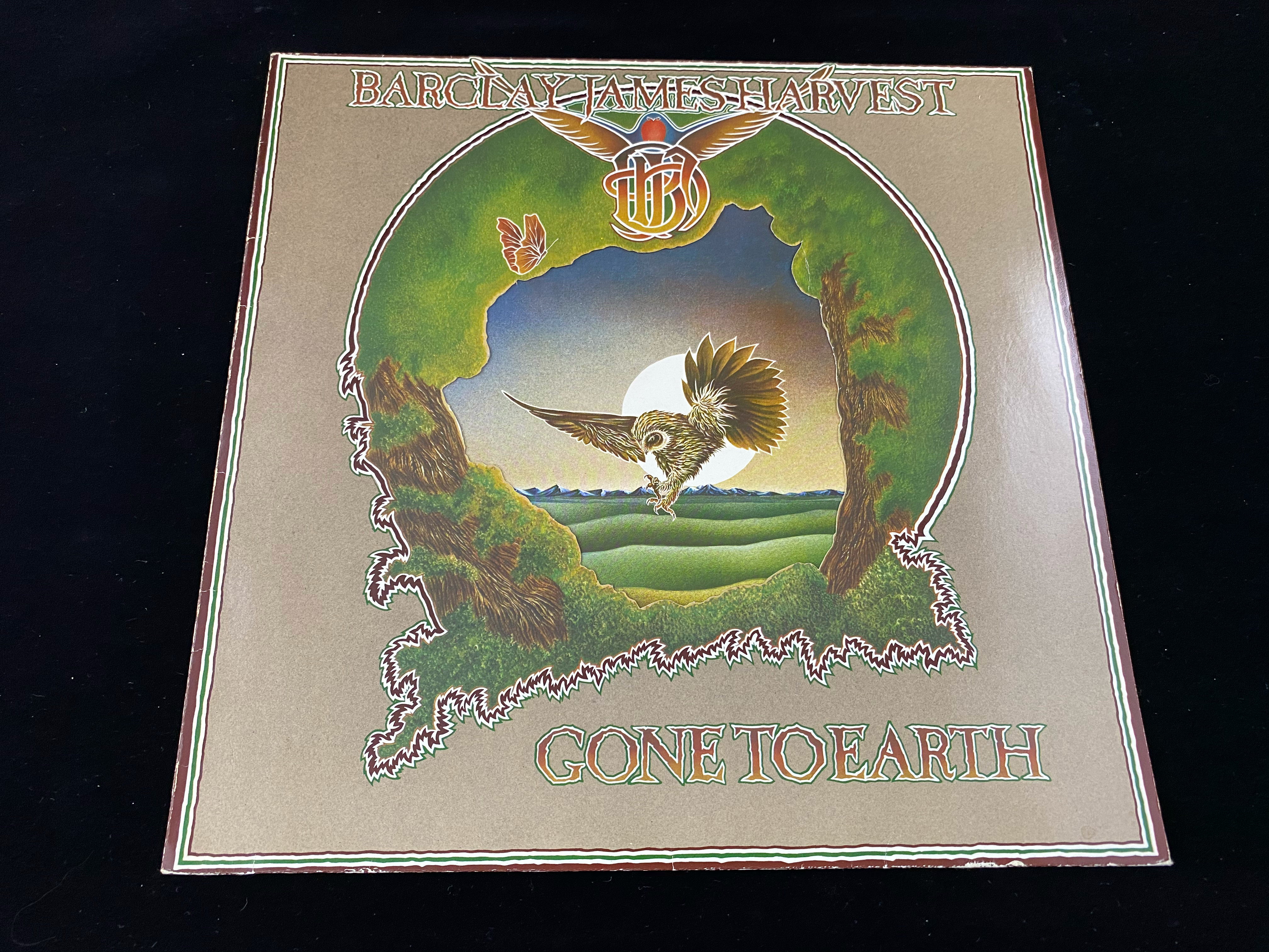 Barclay James Harvest - Gone to Earth (DE, 1977)