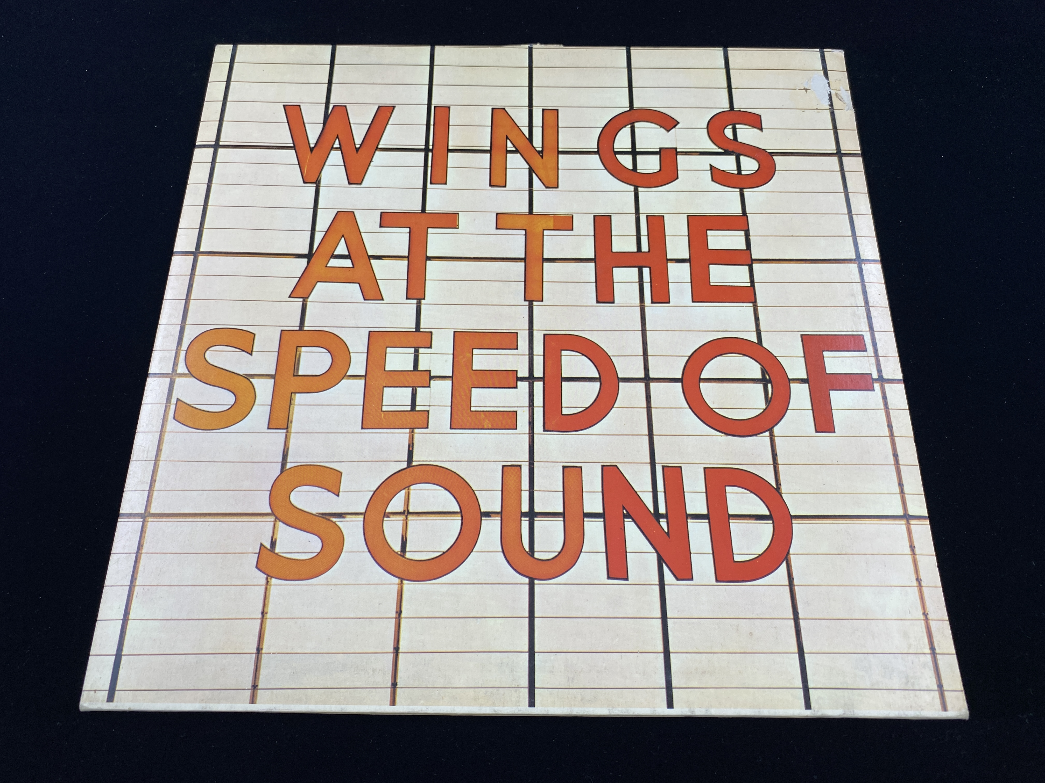 Wings - Wings at the Speed of Sound (DE, 1976)