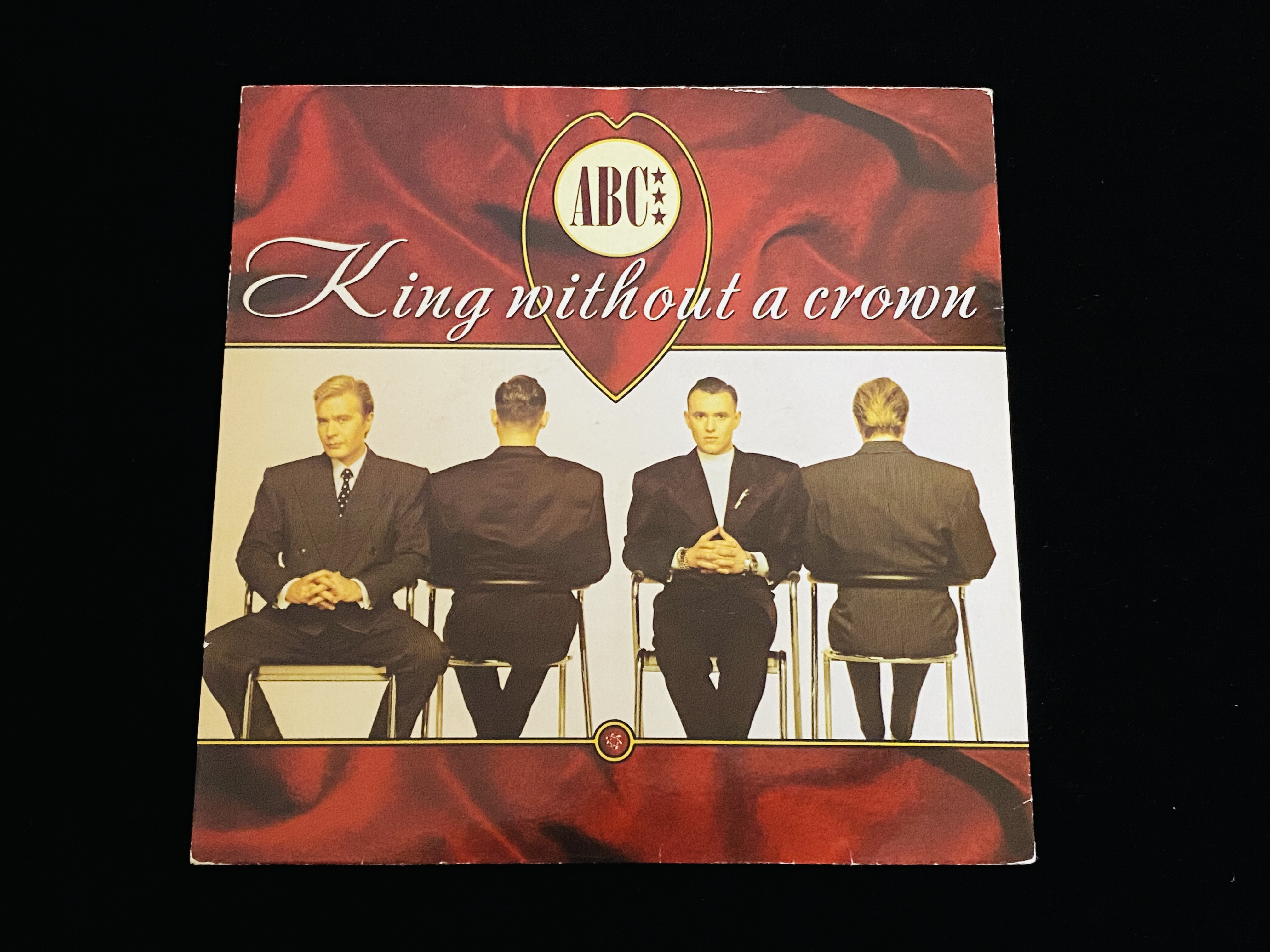 ABC - King Without a Crown (7'' Single, UK, 1987)