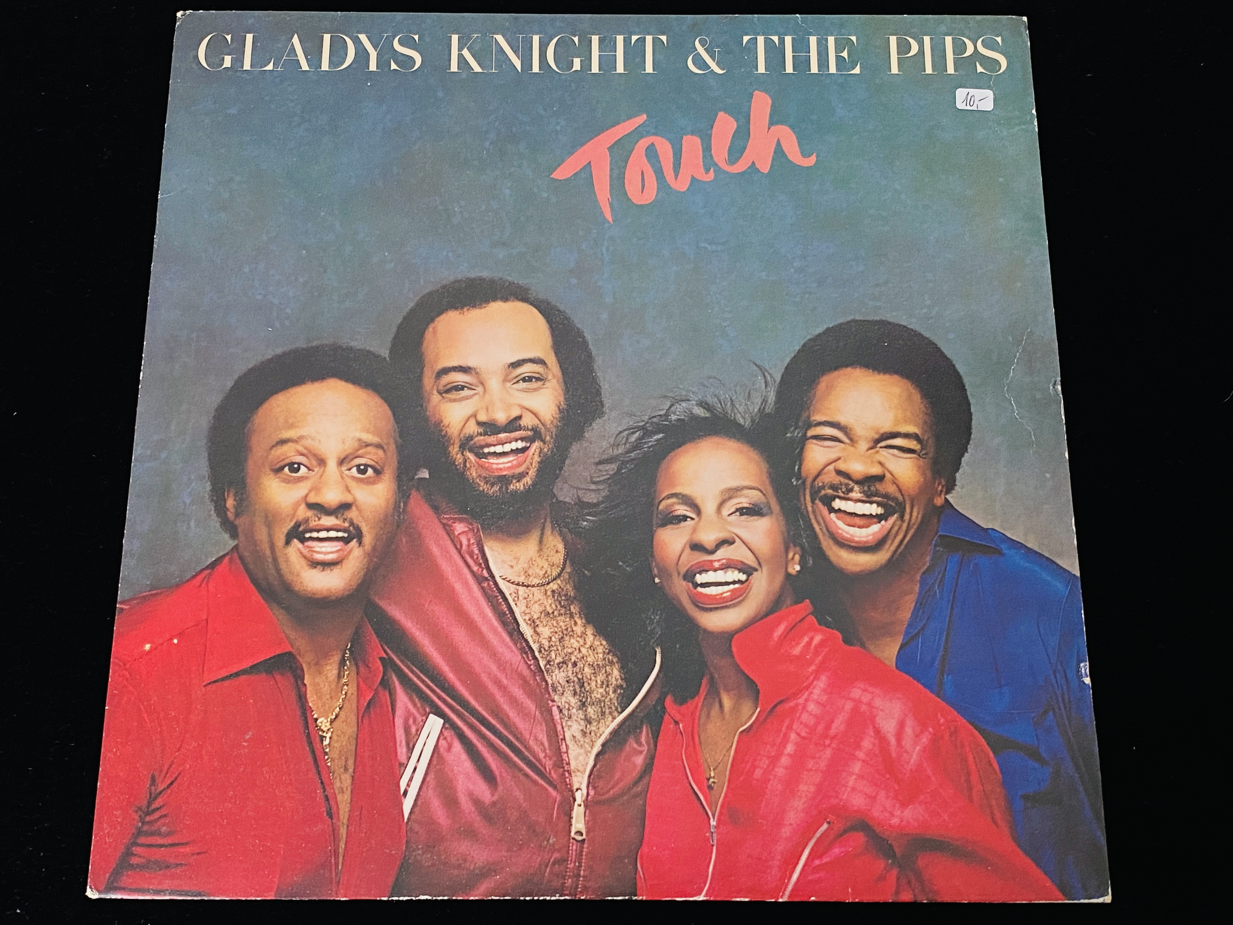 Gladys Knight & The Pips - Touch (NL, 1981)
