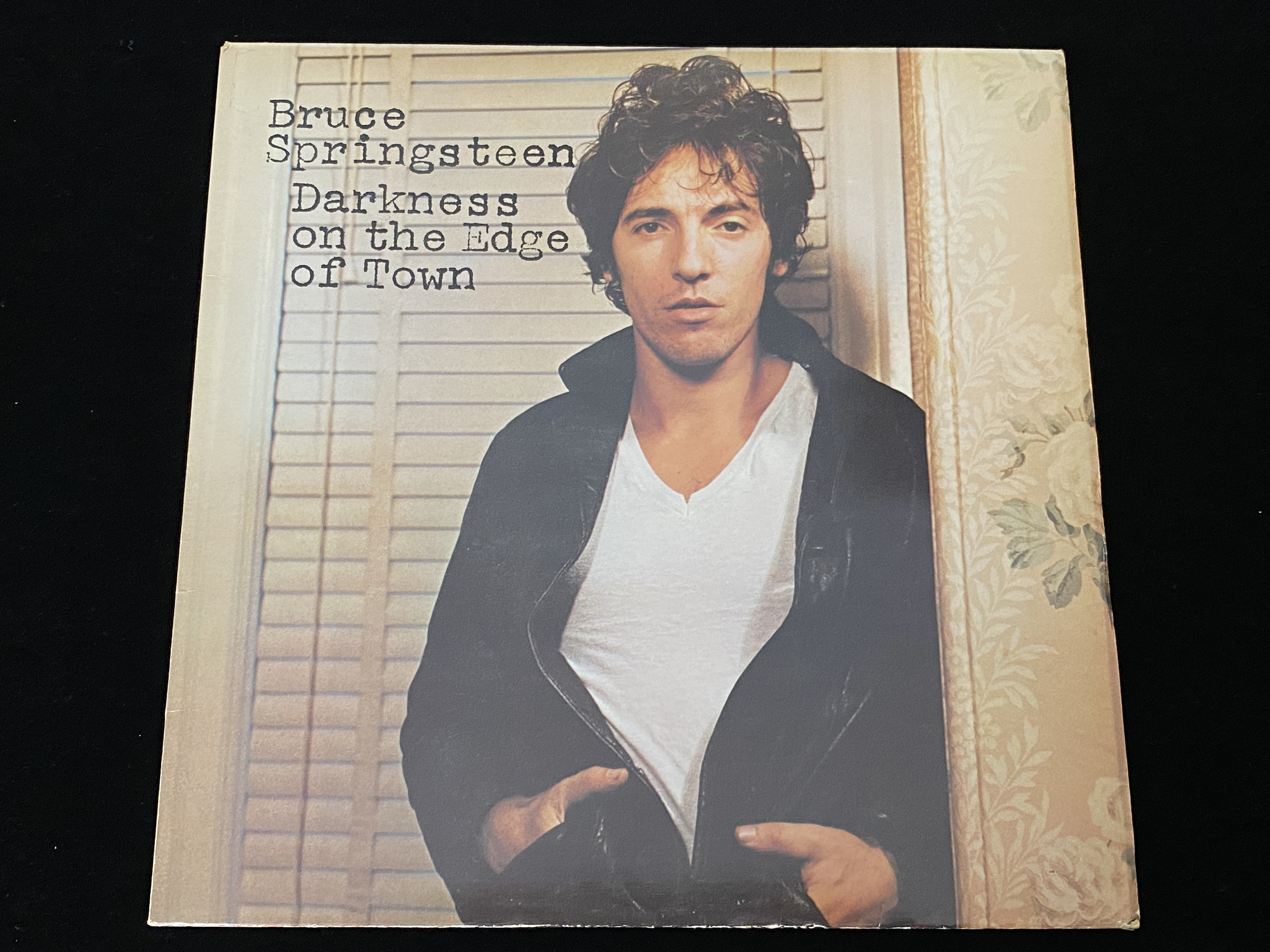 Bruce Springsteen - Darkness on the Edge of Town (RE, EU)