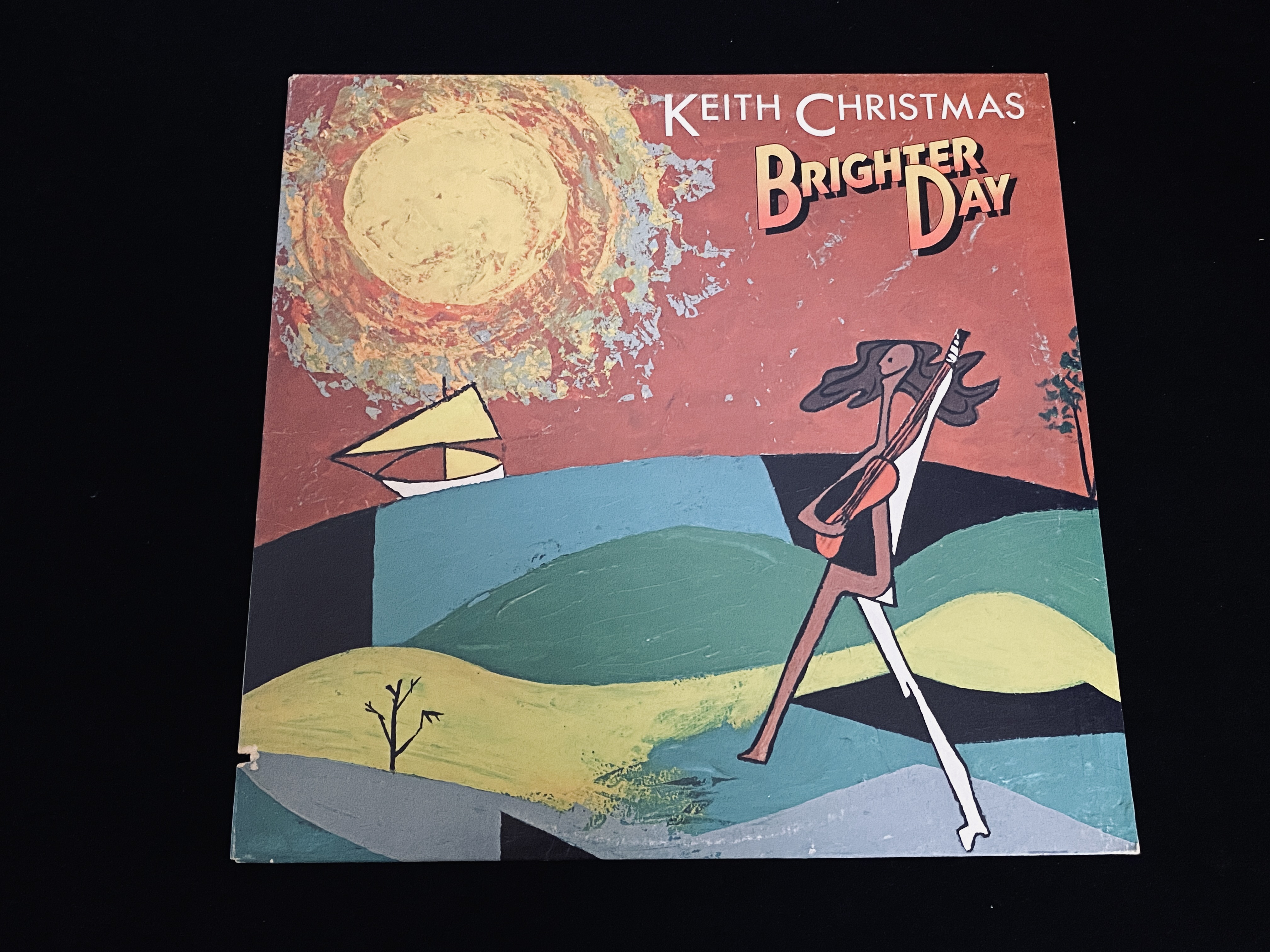 Keith Christmas - Brighter Day (US, 1975)