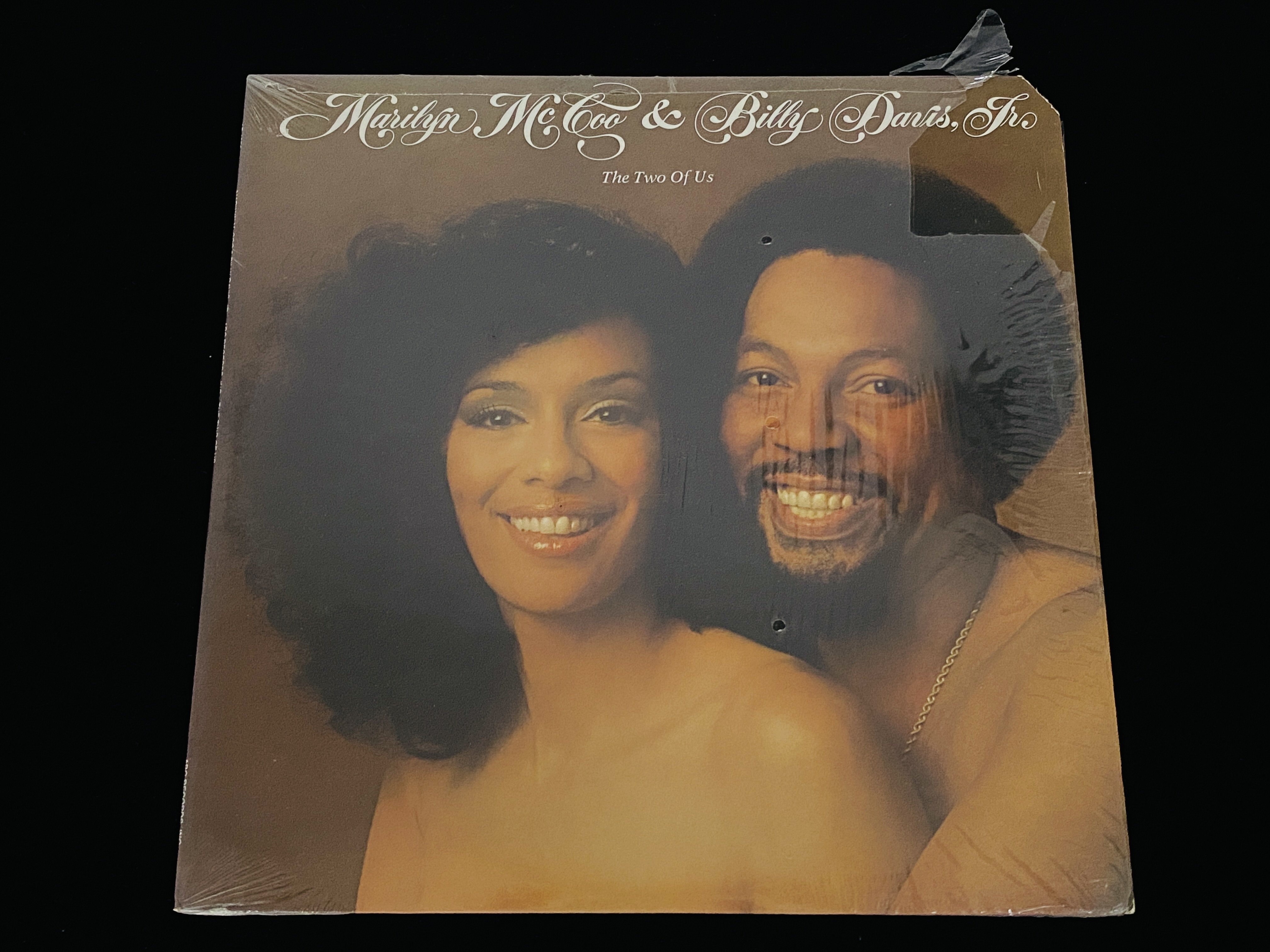 Marilyn McCoo & Billy Davis Jr. - The Two Of Us (US, 1977)