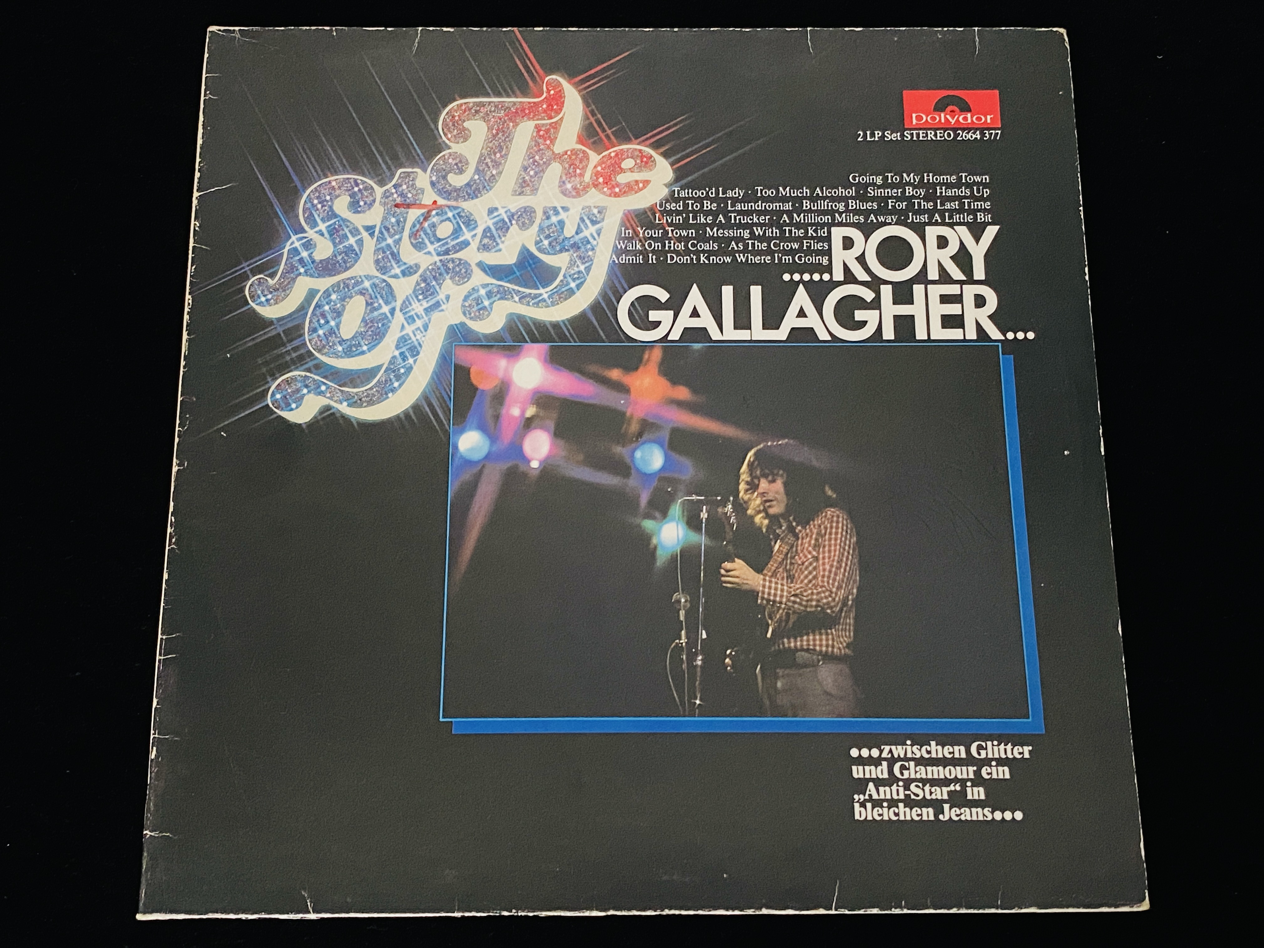 Rory Gallagher - The Story of... Rory Gallagher (DE, 1977)