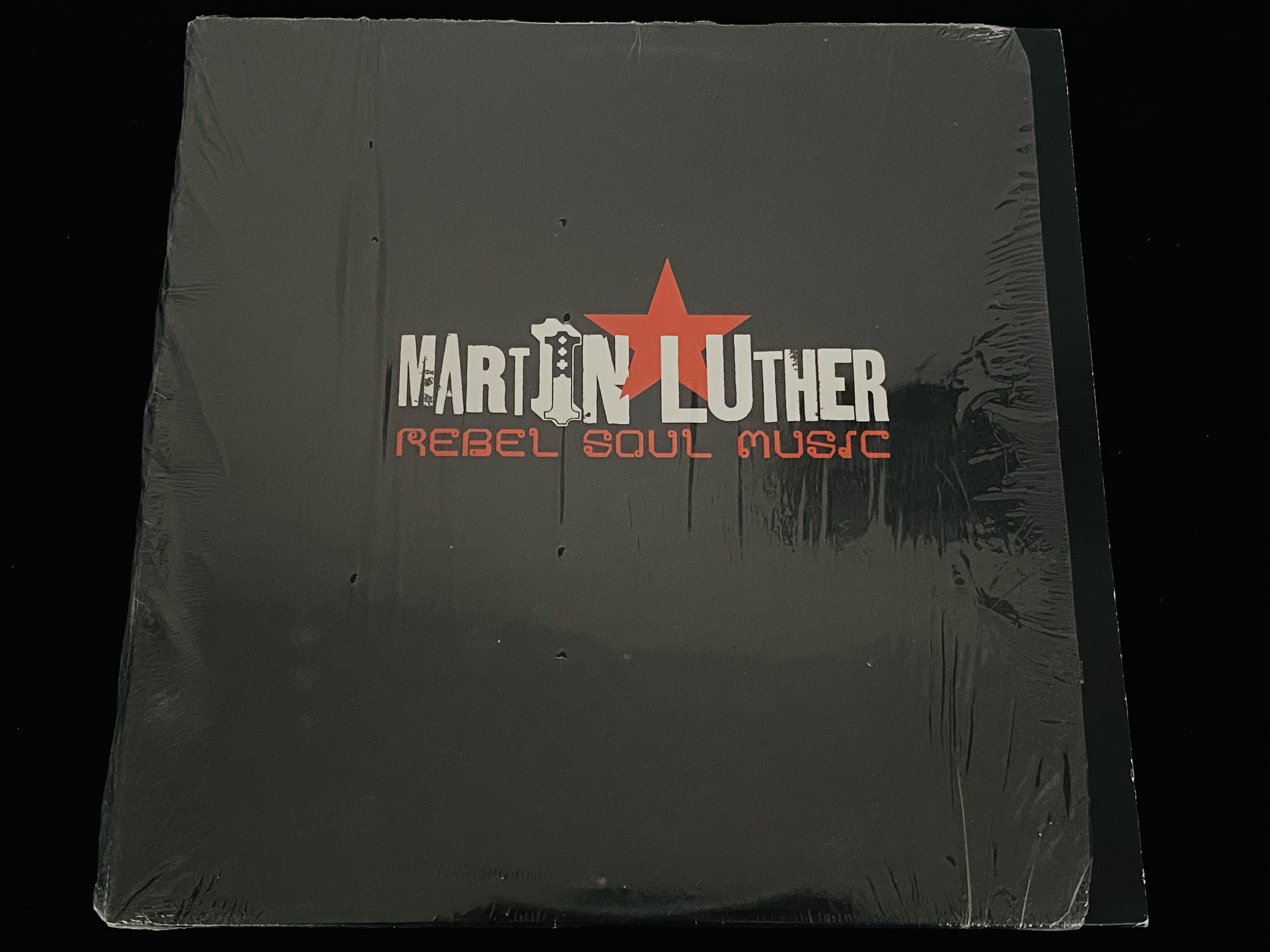 Martin Luther - Rebel Sound Music (Maxi-Single, US, 2004)