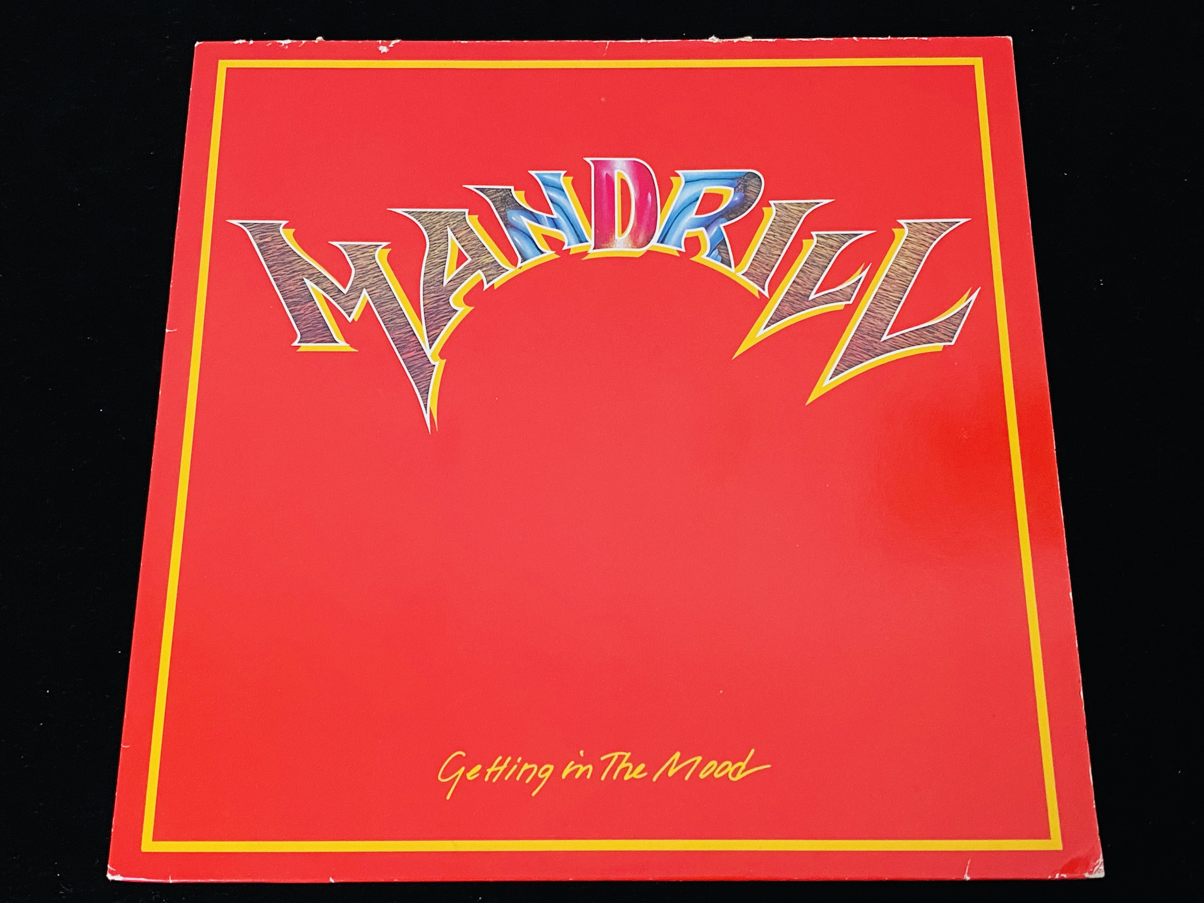 Mandrill - Getting in the Mood (NL, 1980)