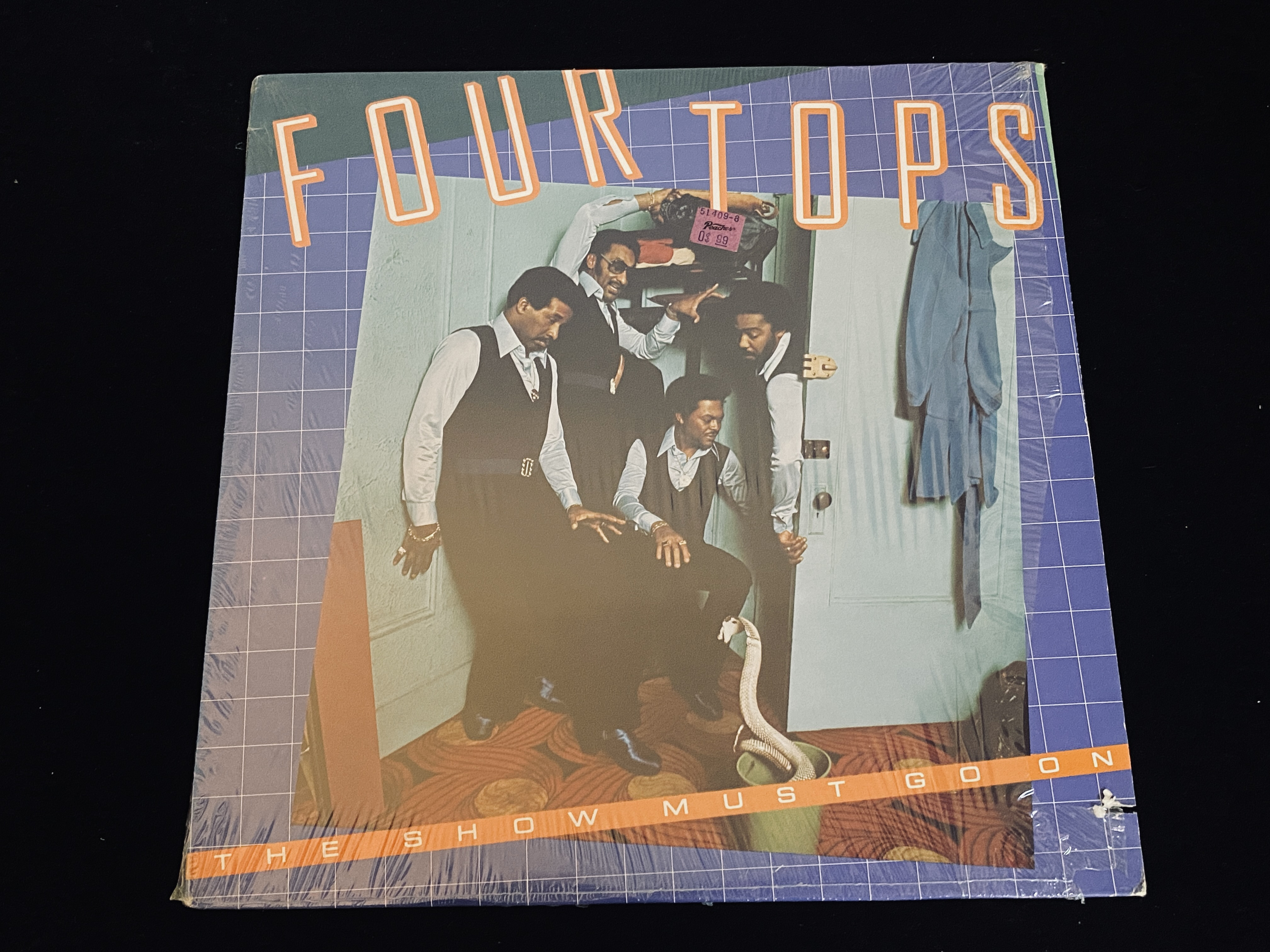 Four Tops - The Show must go on (US, 1977)
