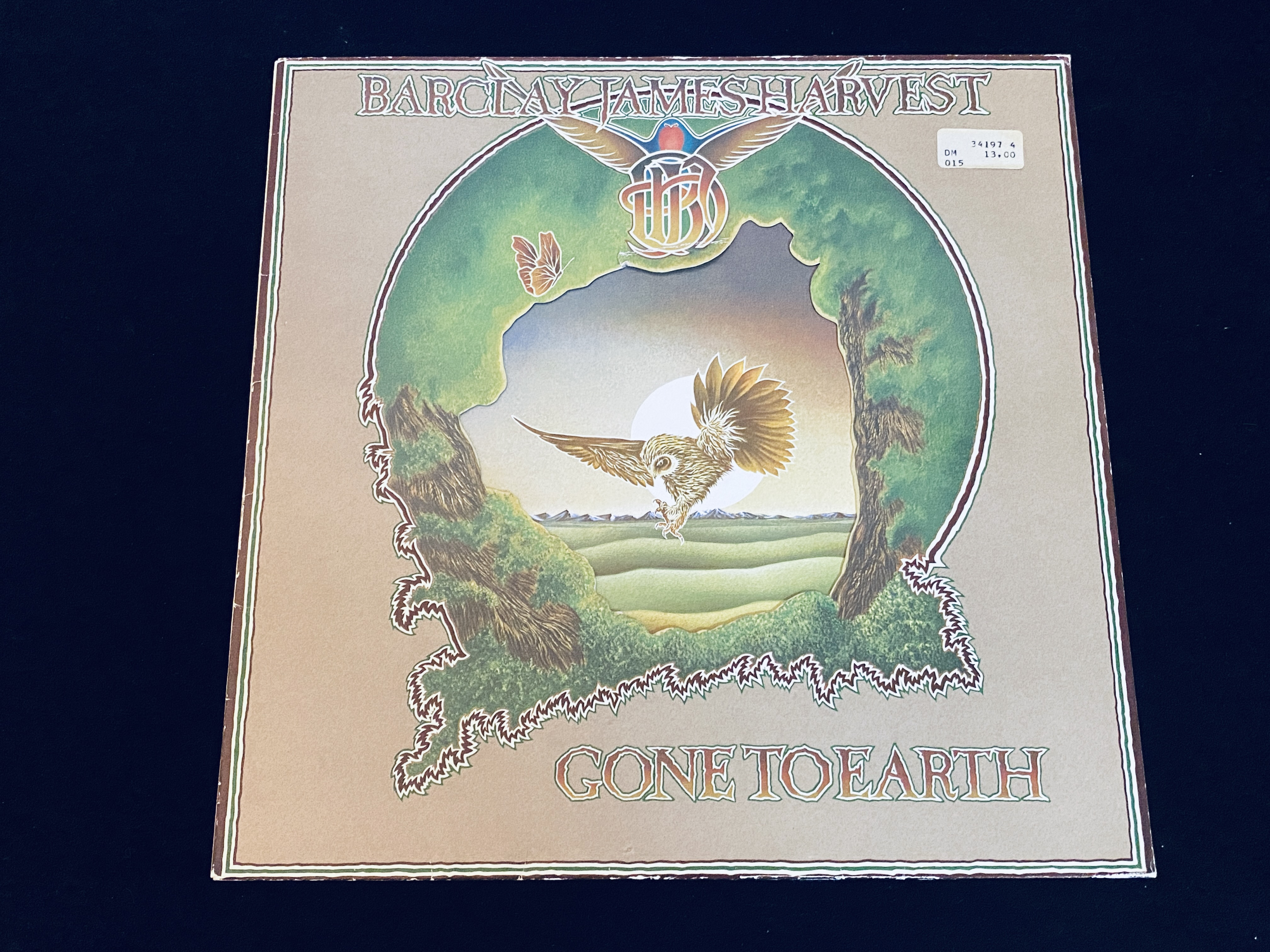 Barclay James Harvest - Gone to Earth (Club Edition, DE, 1977)