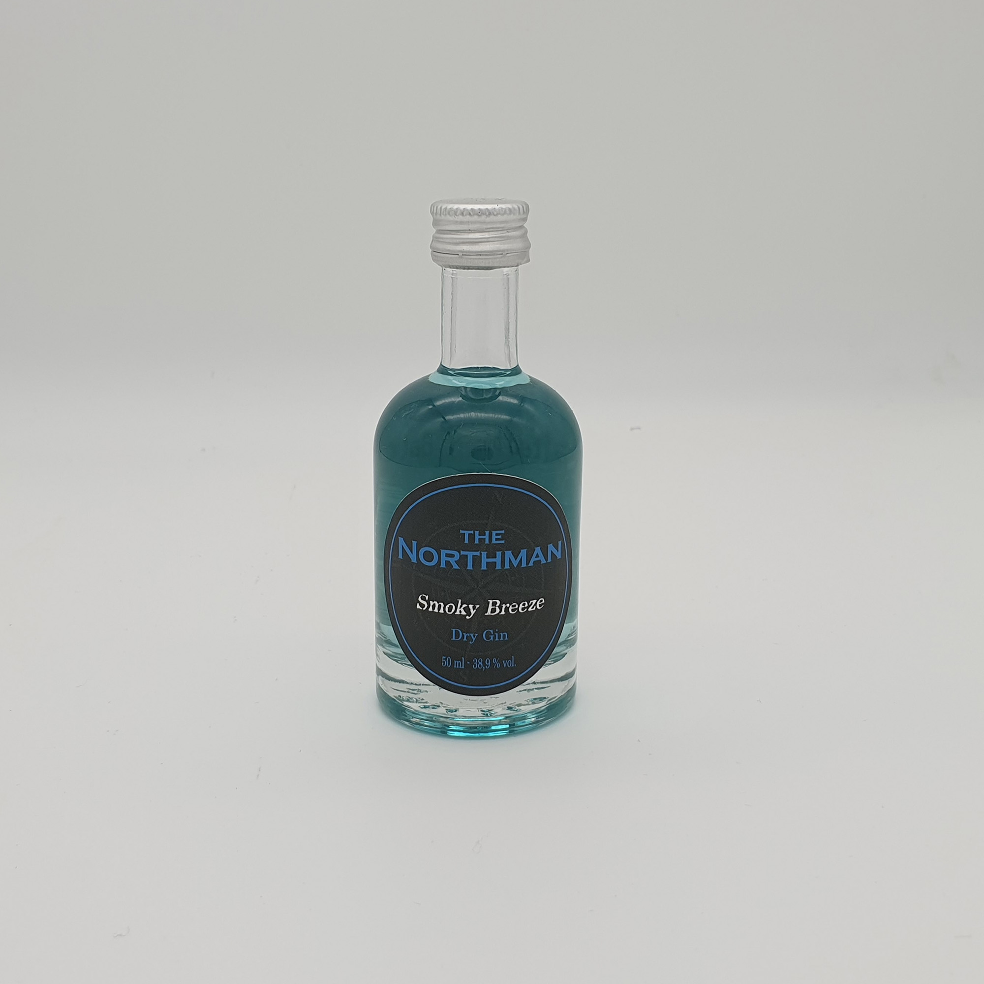 "The Northman ""Smoky Breeze"" Dry Gin (50ml)"