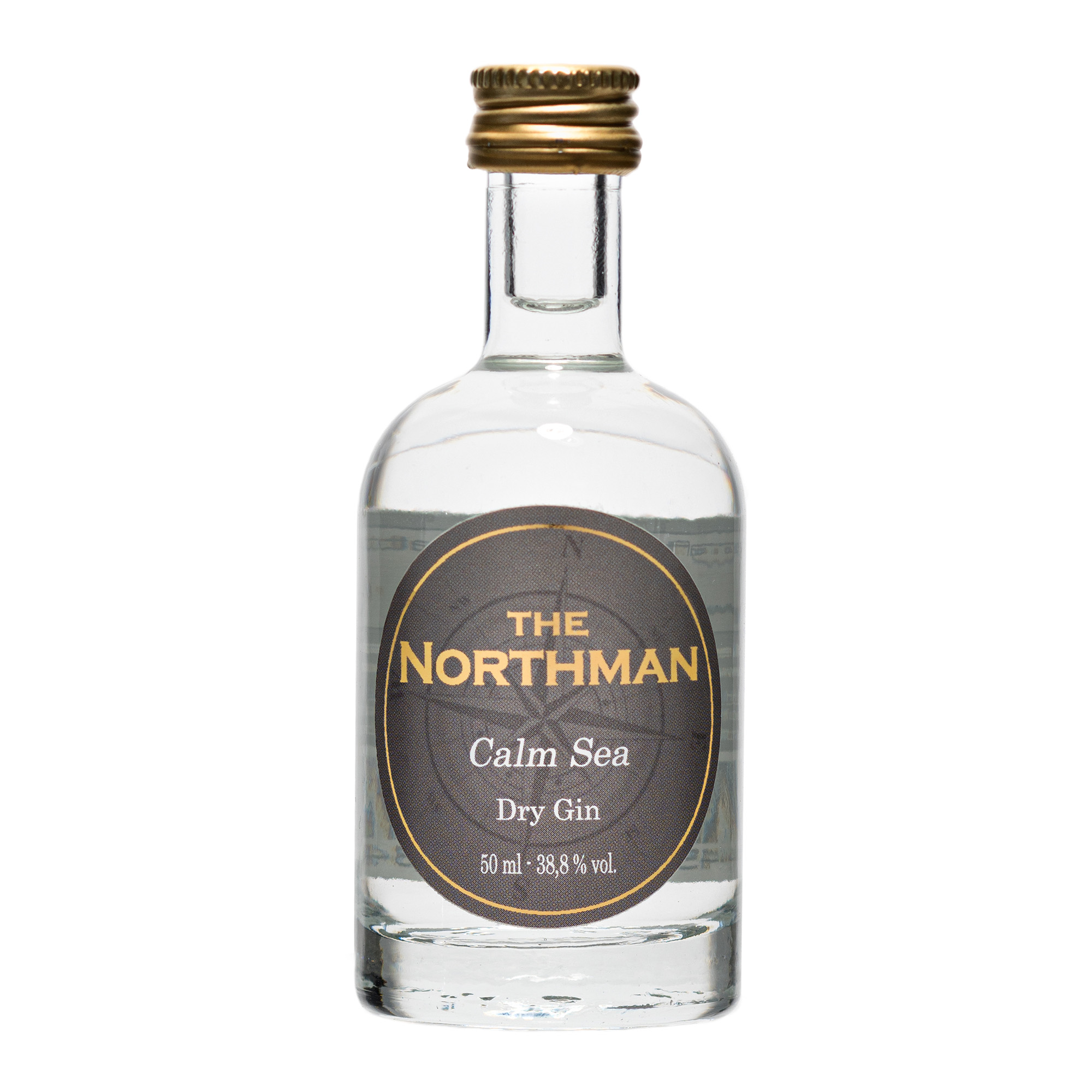 "The Northman ""Calm Sea"" Dry Gin (50ml)"