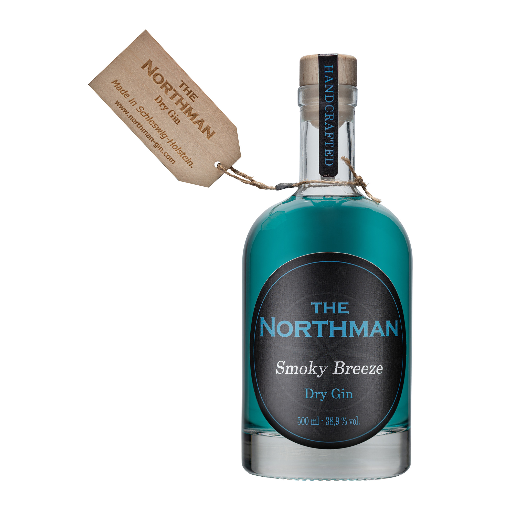 "The Northman ""Smoky Breeze"" Dry Gin (500ml)"