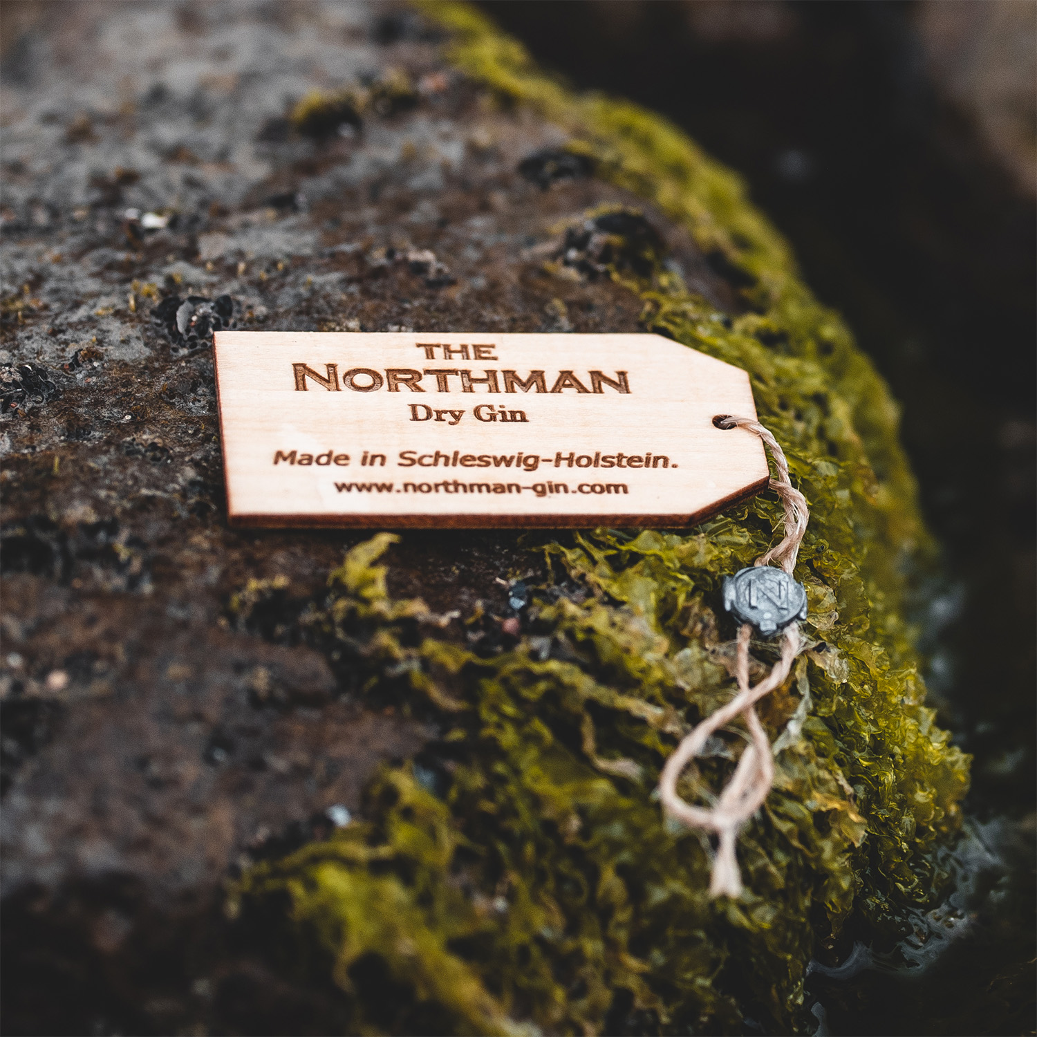 "The Northman ""Calm Sea"" Dry Gin (500ml)"