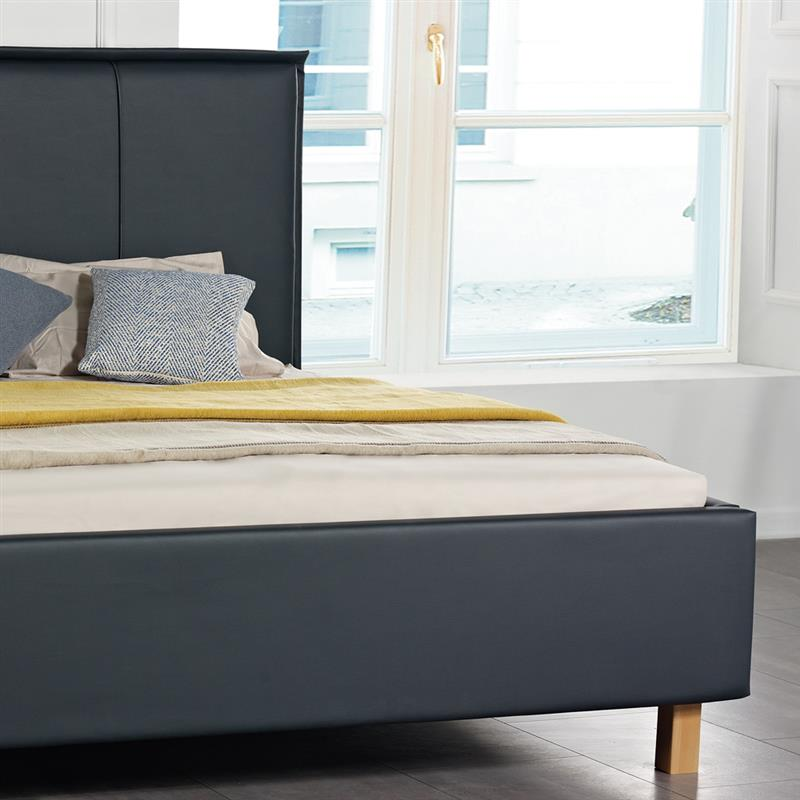 BED BOX | 2070 | Polsterbett im Boxspring-Look