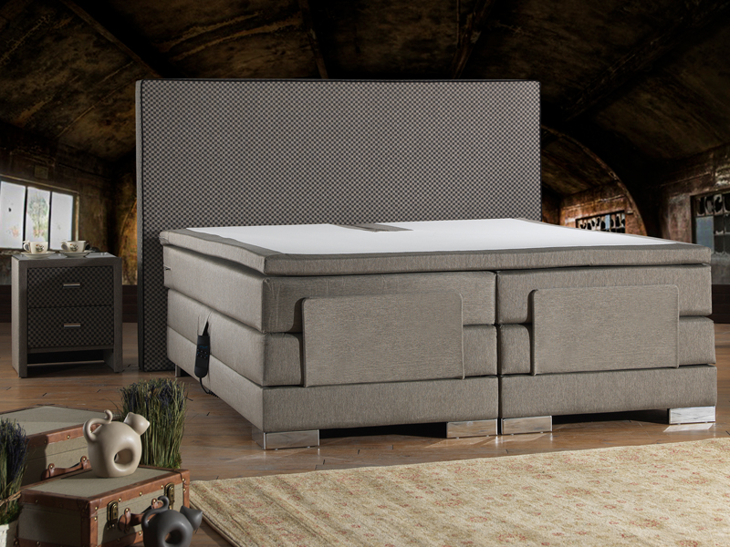 BED BOX | Altus | Boxspringbett
