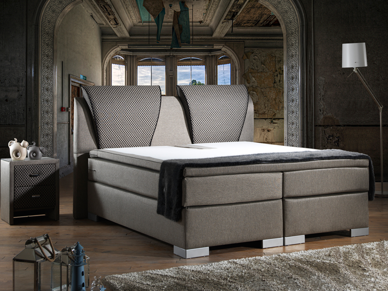 BED BOX | Areon Duo | Boxspringbett