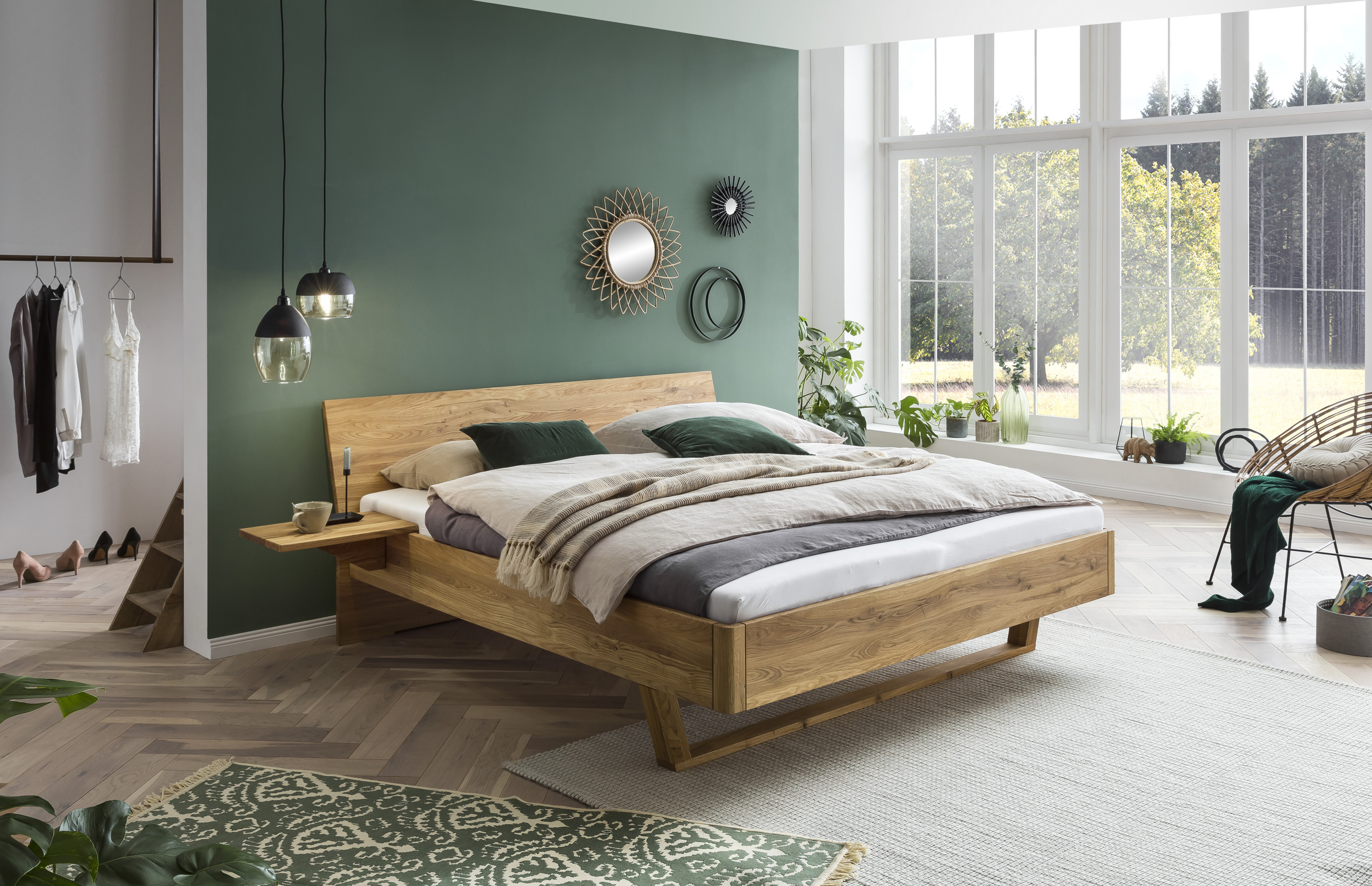 BED BOX | Designo | Massivholzbett