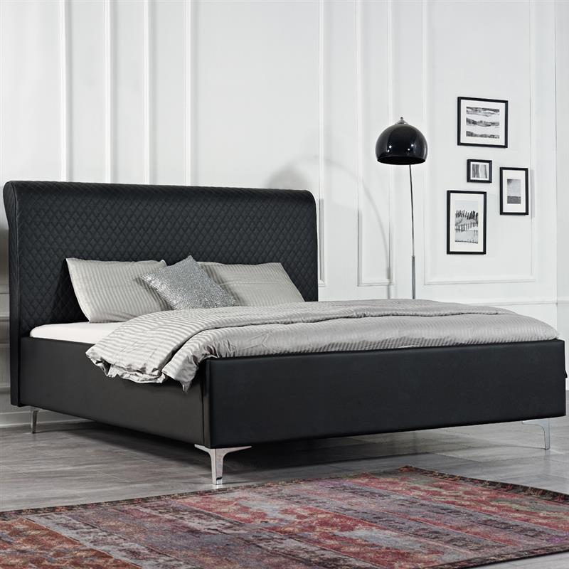 BED BOX | 2060 | Polsterbett im Boxspring-Look