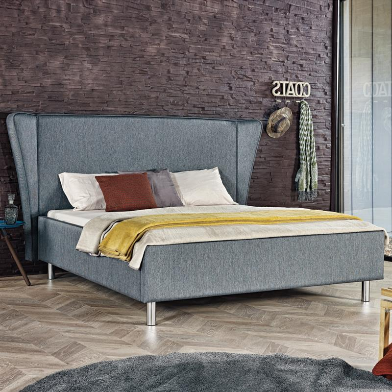 BED BOX | 2090 | Polsterbett im Boxspring-Look