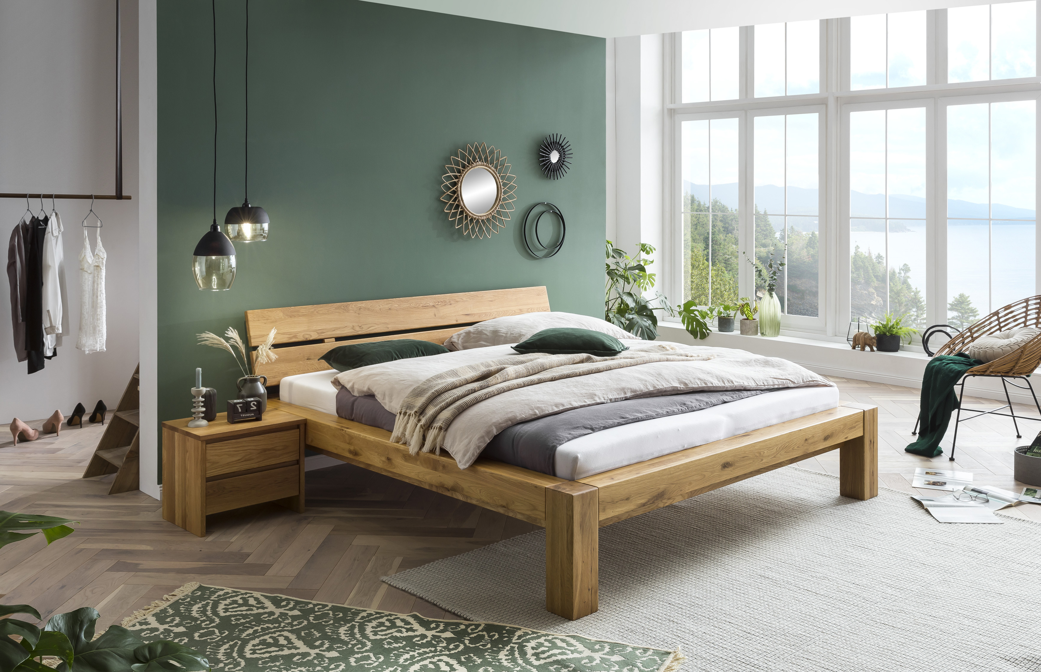 BED BOX | Designa | Massivholzbett
