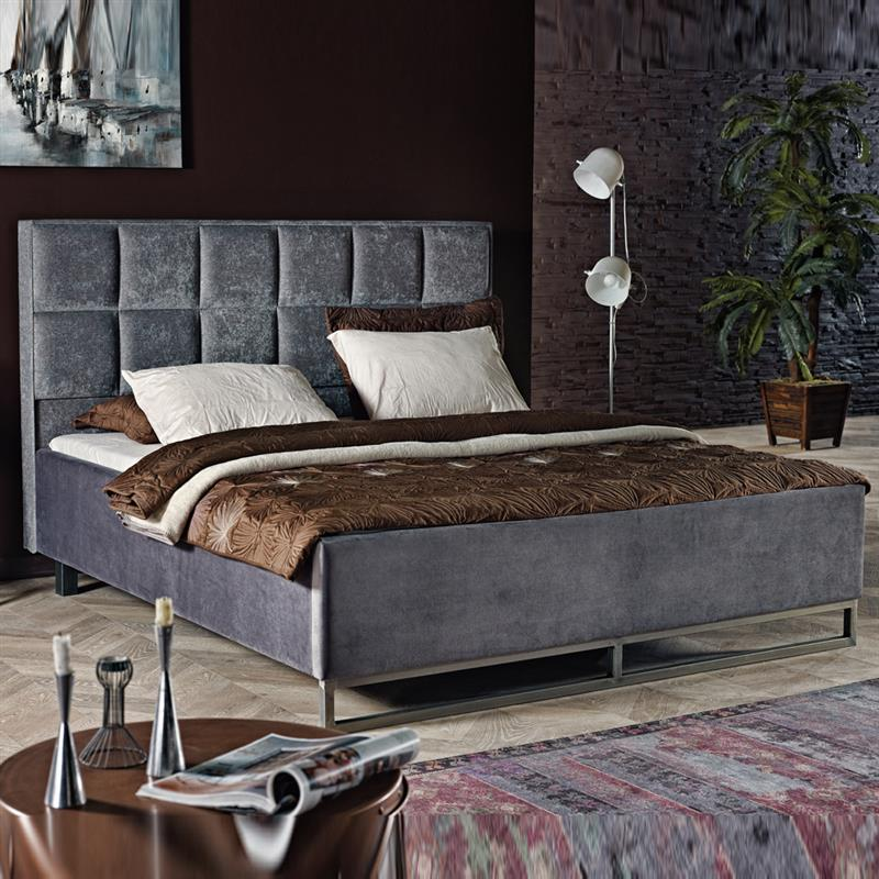 BED BOX | 2050 | Polsterbett im Boxspring-Look