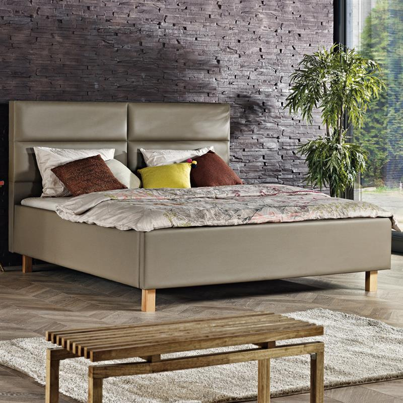 BED BOX | 2080 | Polsterbett im Boxspring-Look