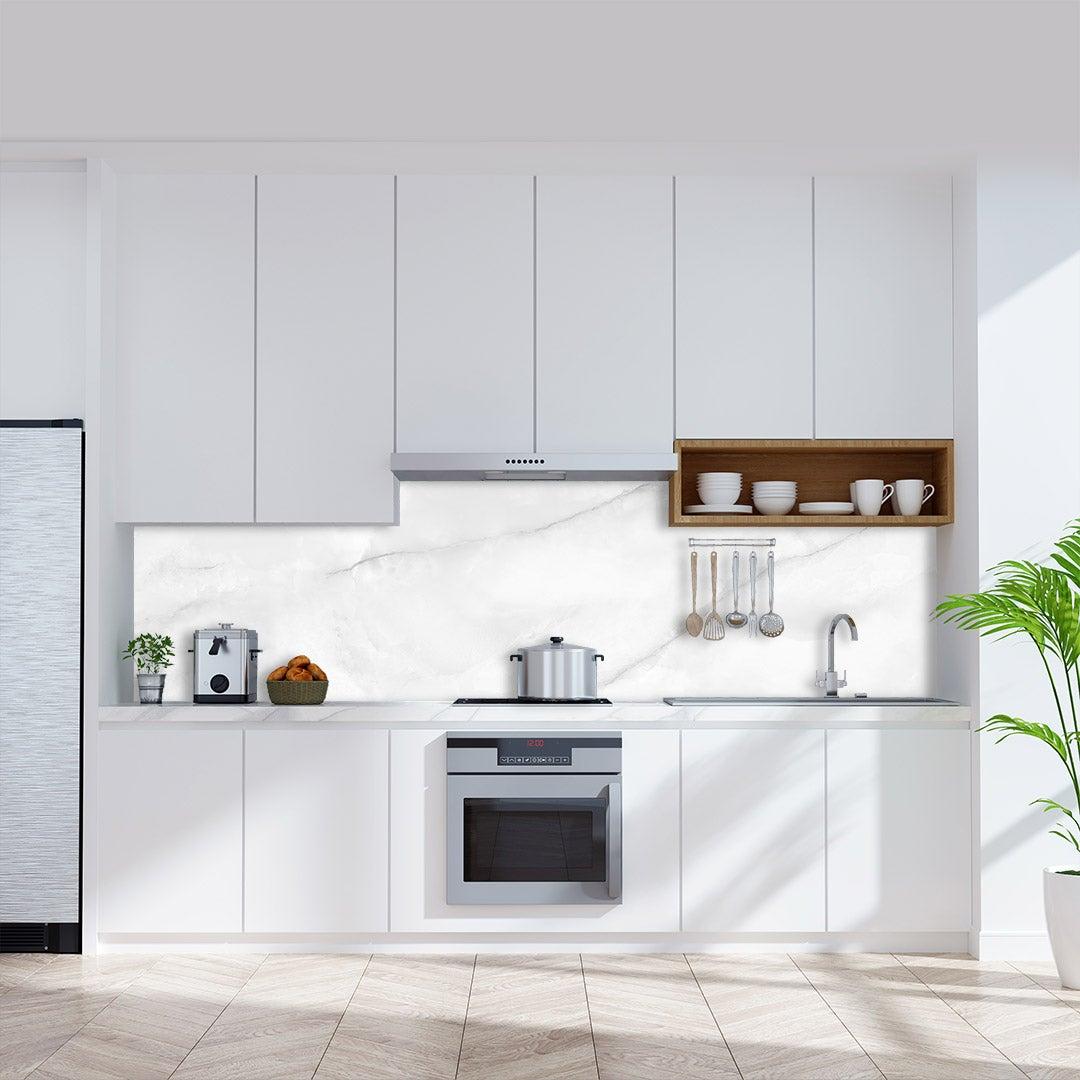 Küchenrückwand Marmor Rustic