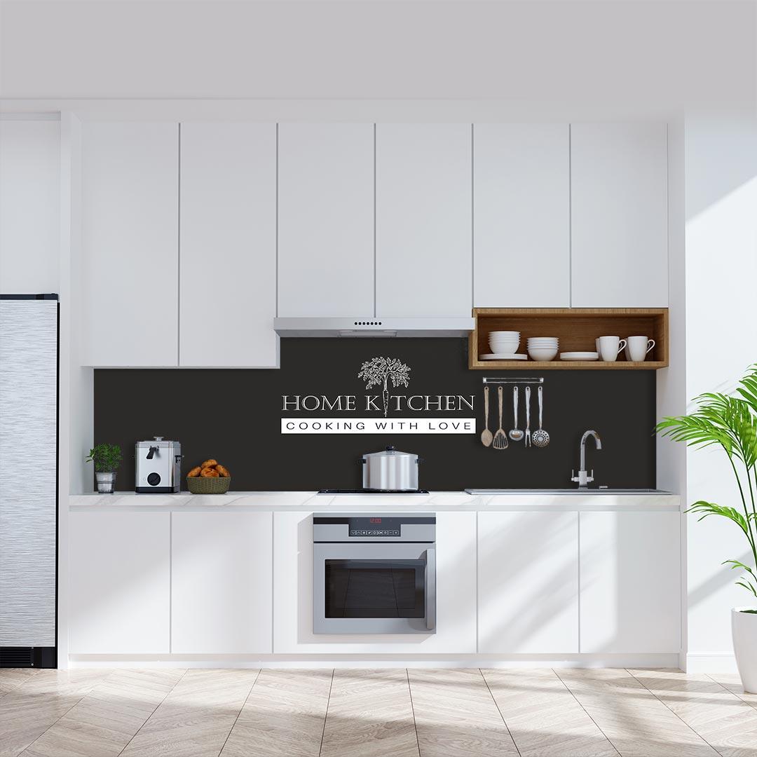 Küchenrückwand Home Kitchen Möhre